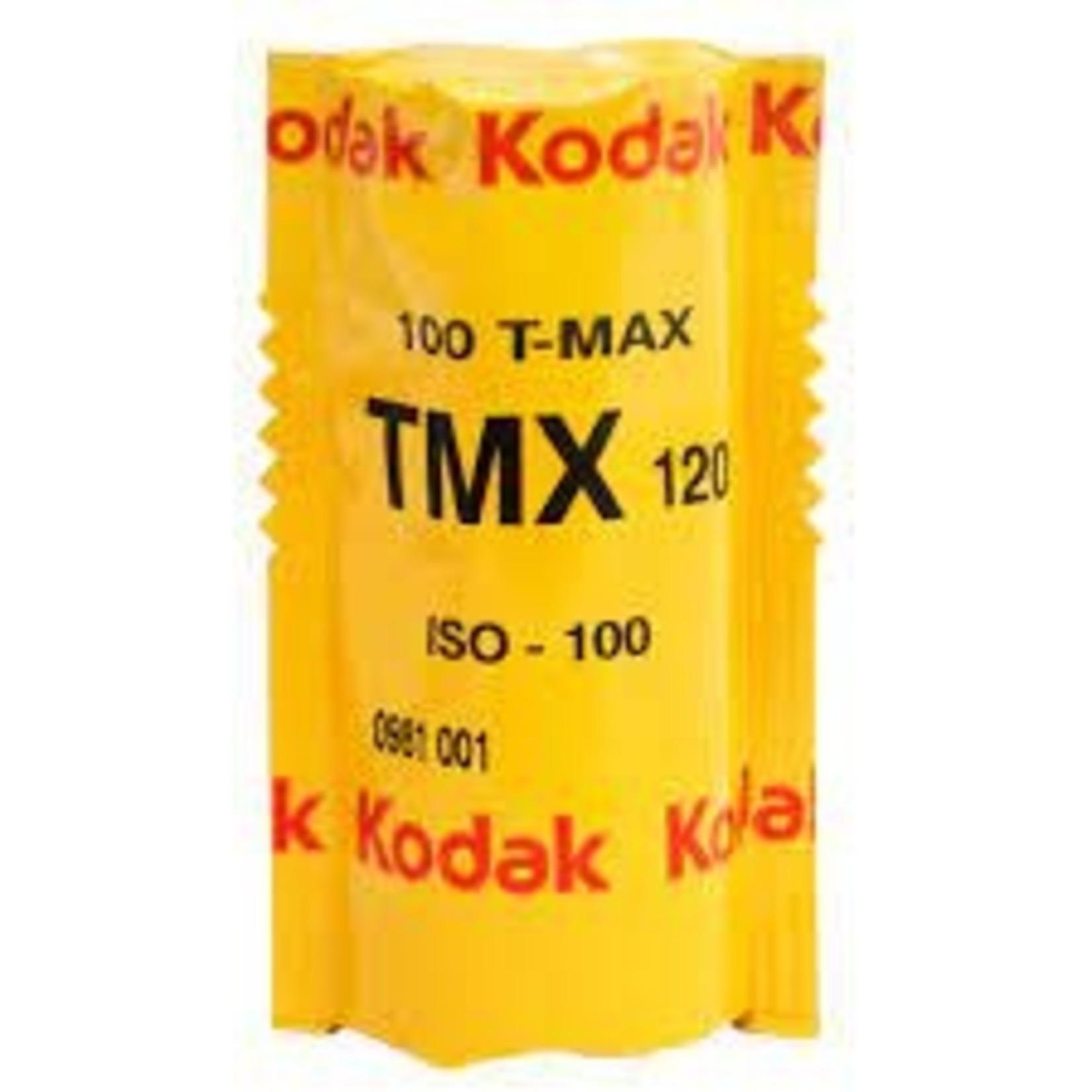 Kodak Kodak Professional T-Max 100 Black and White Negative Film 120 Roll Film