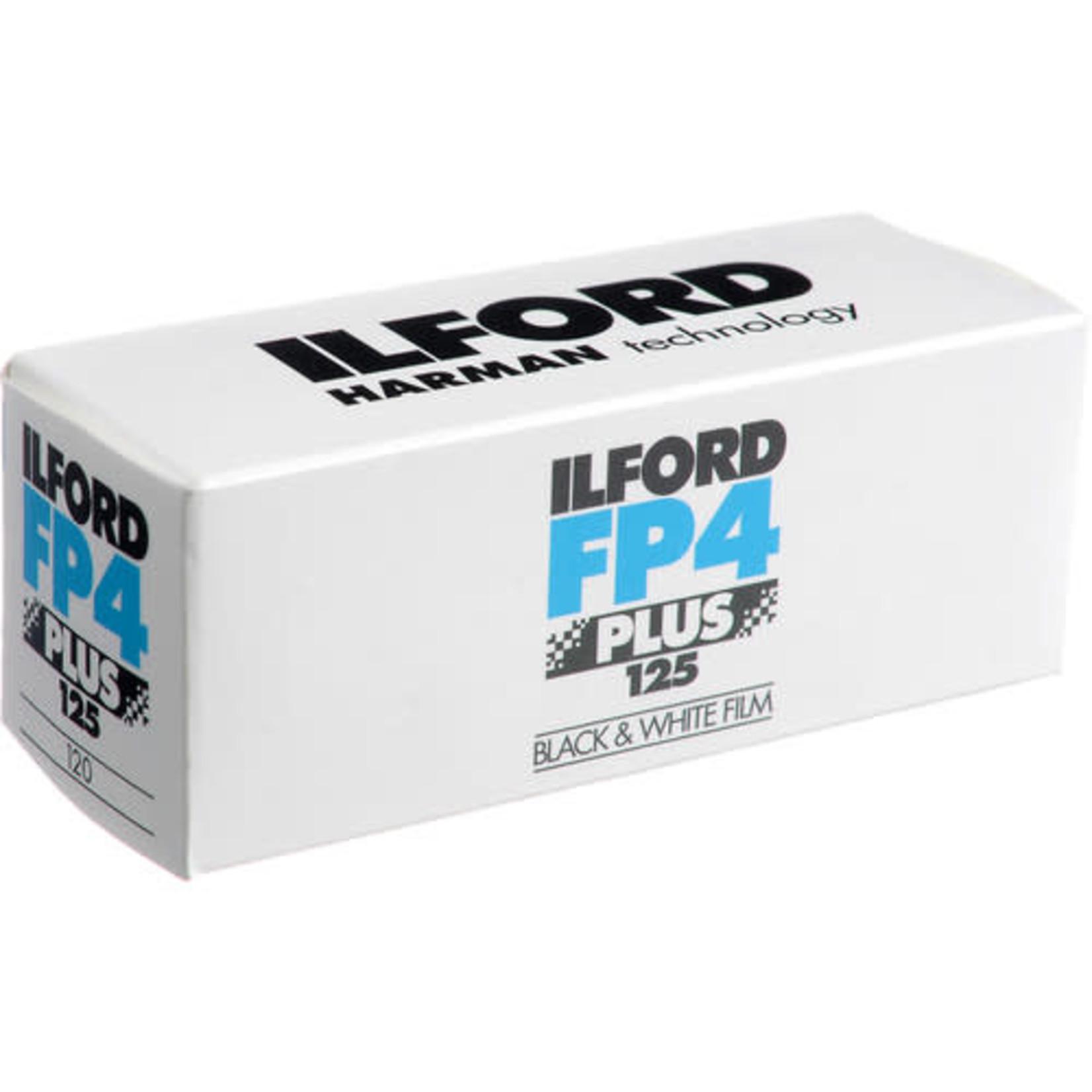 Ilford Ilford FP4 Plus Black and White Negative Film (120 Roll Film)