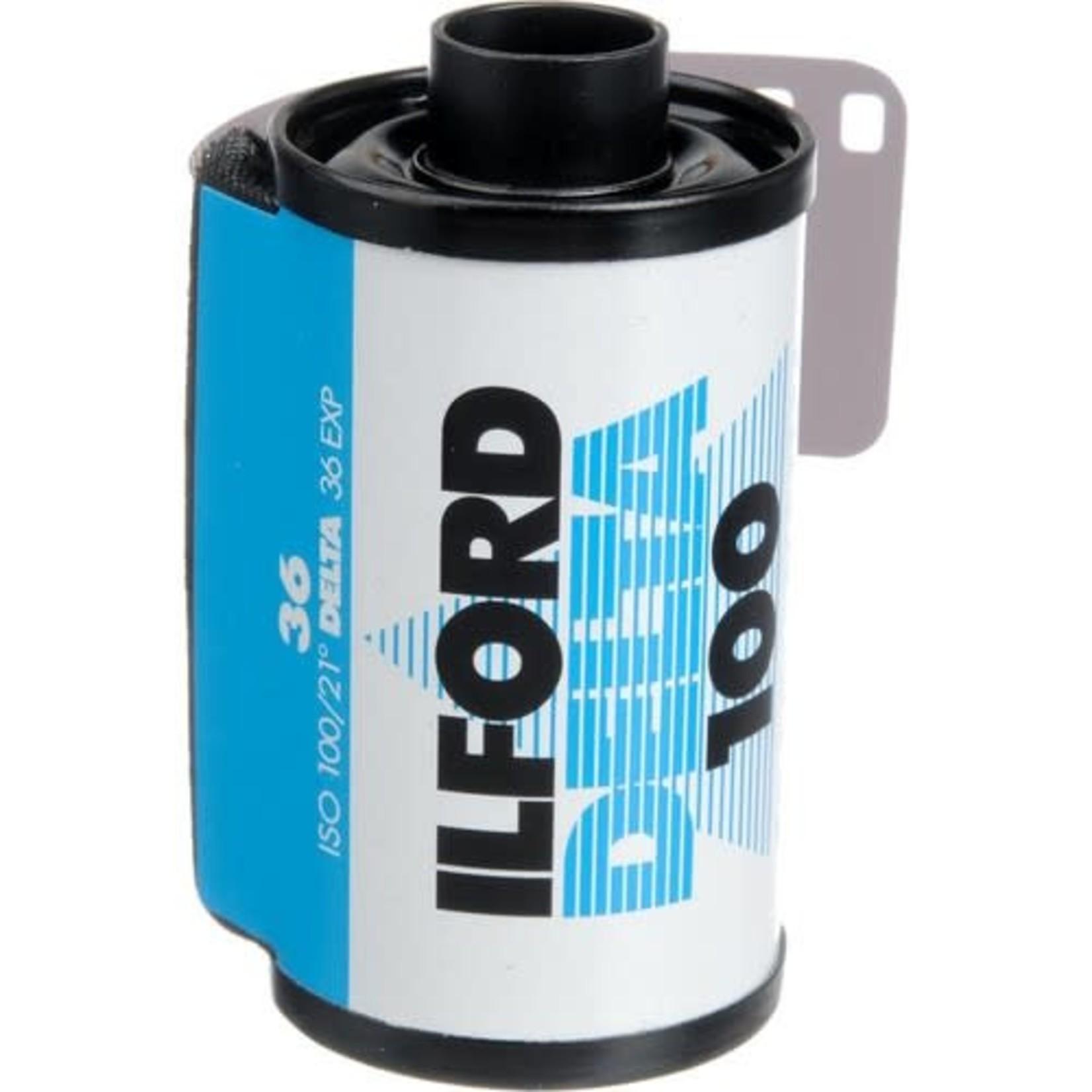 Ilford Ilford Delta 100 Professional Black and White Negative Film (35mm Roll Film, 36 Exposures)