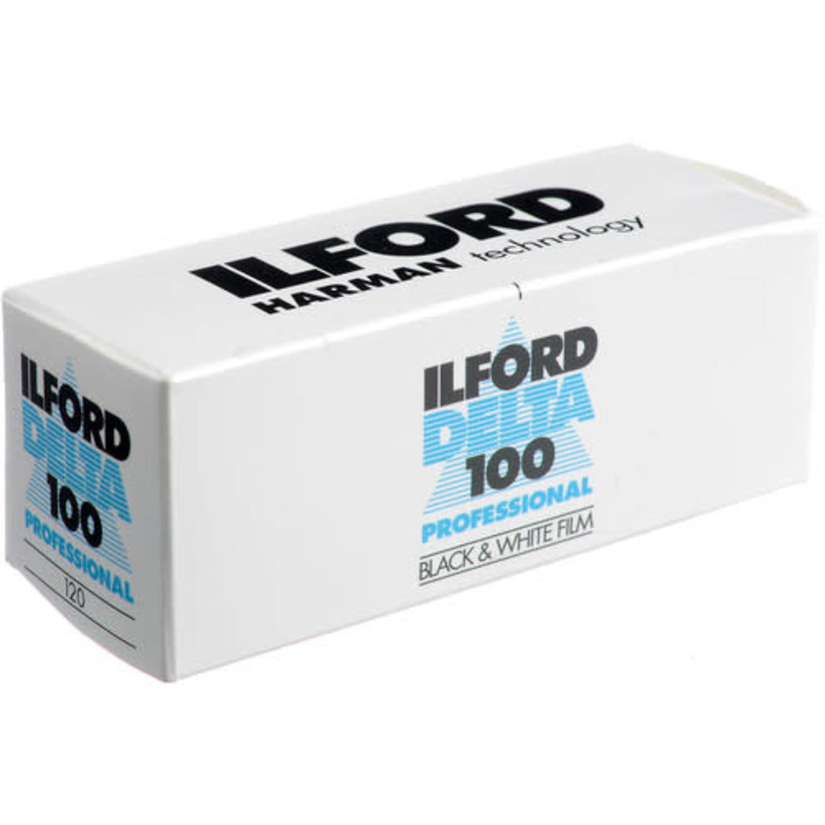 Ilford Ilford Delta 100 Professional Black and White Negative Film (120 Roll Film)