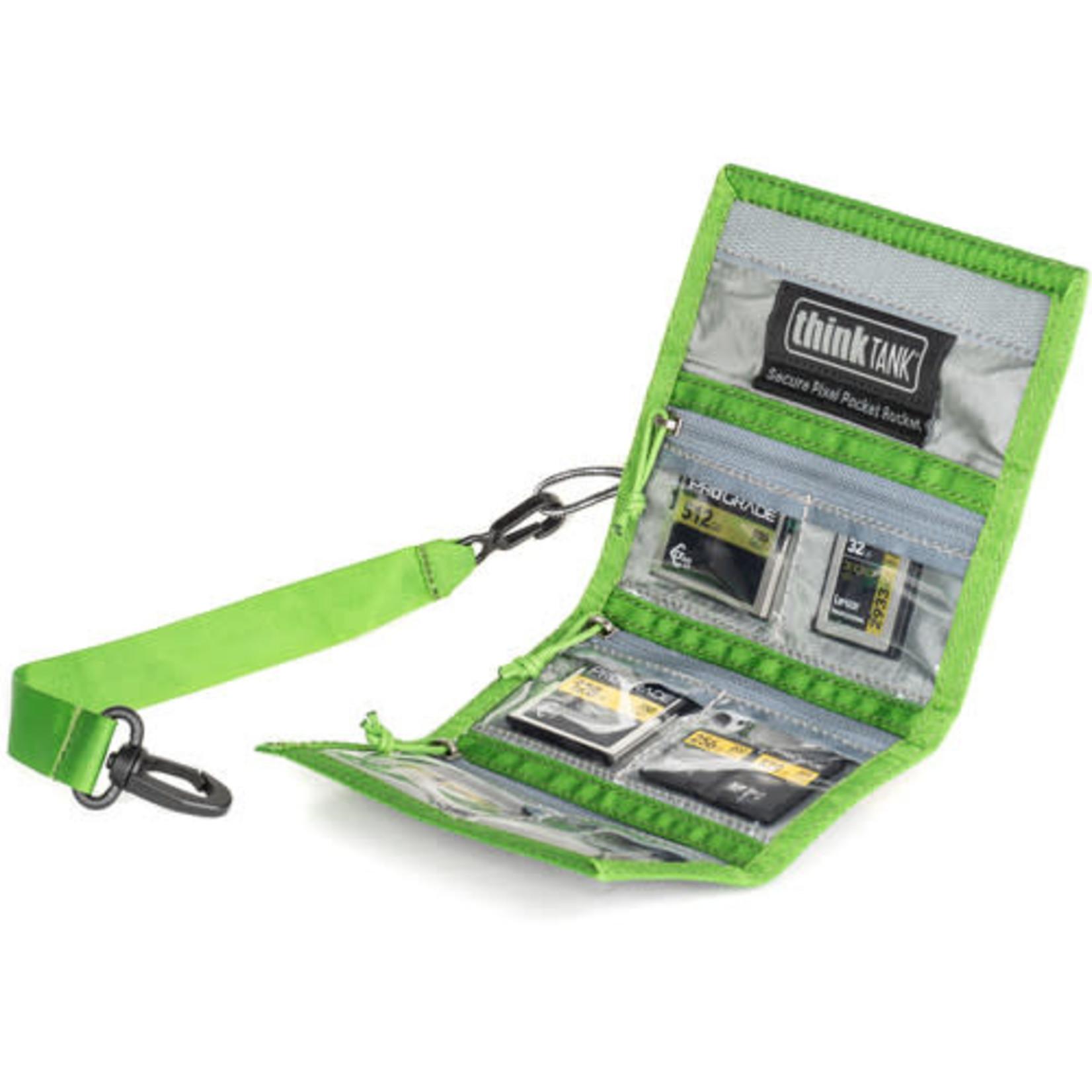 ThinkTank Secure Pixel Pocket Rocket - Green