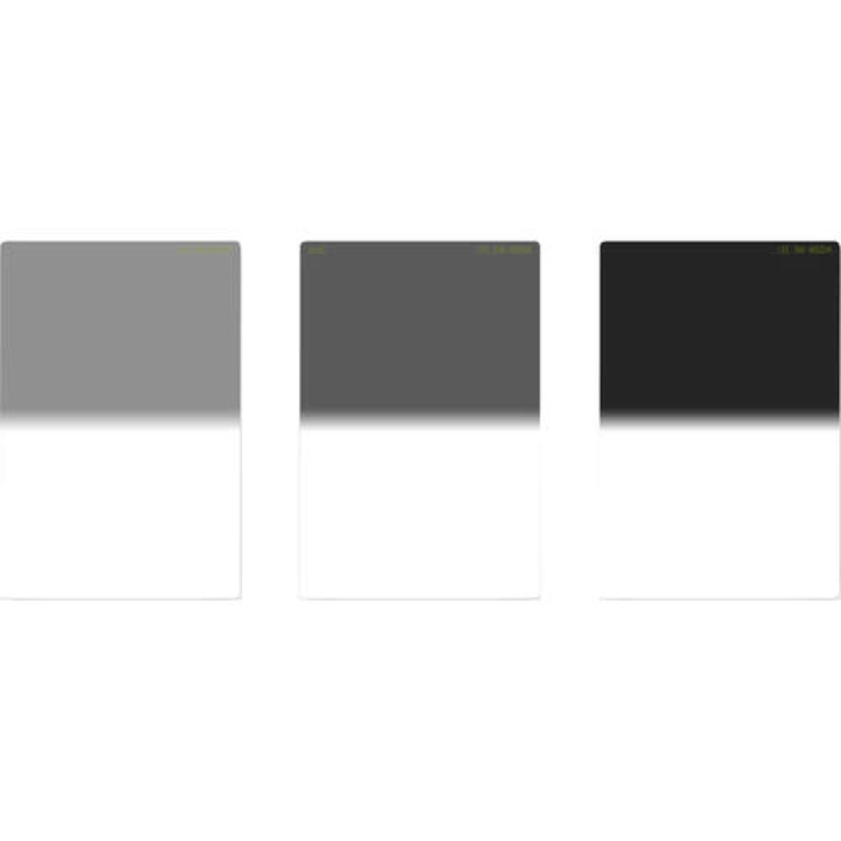 Lee LEE Filters 100 x 150mm Medium-Edge Graduated Neutral Density Filter Set