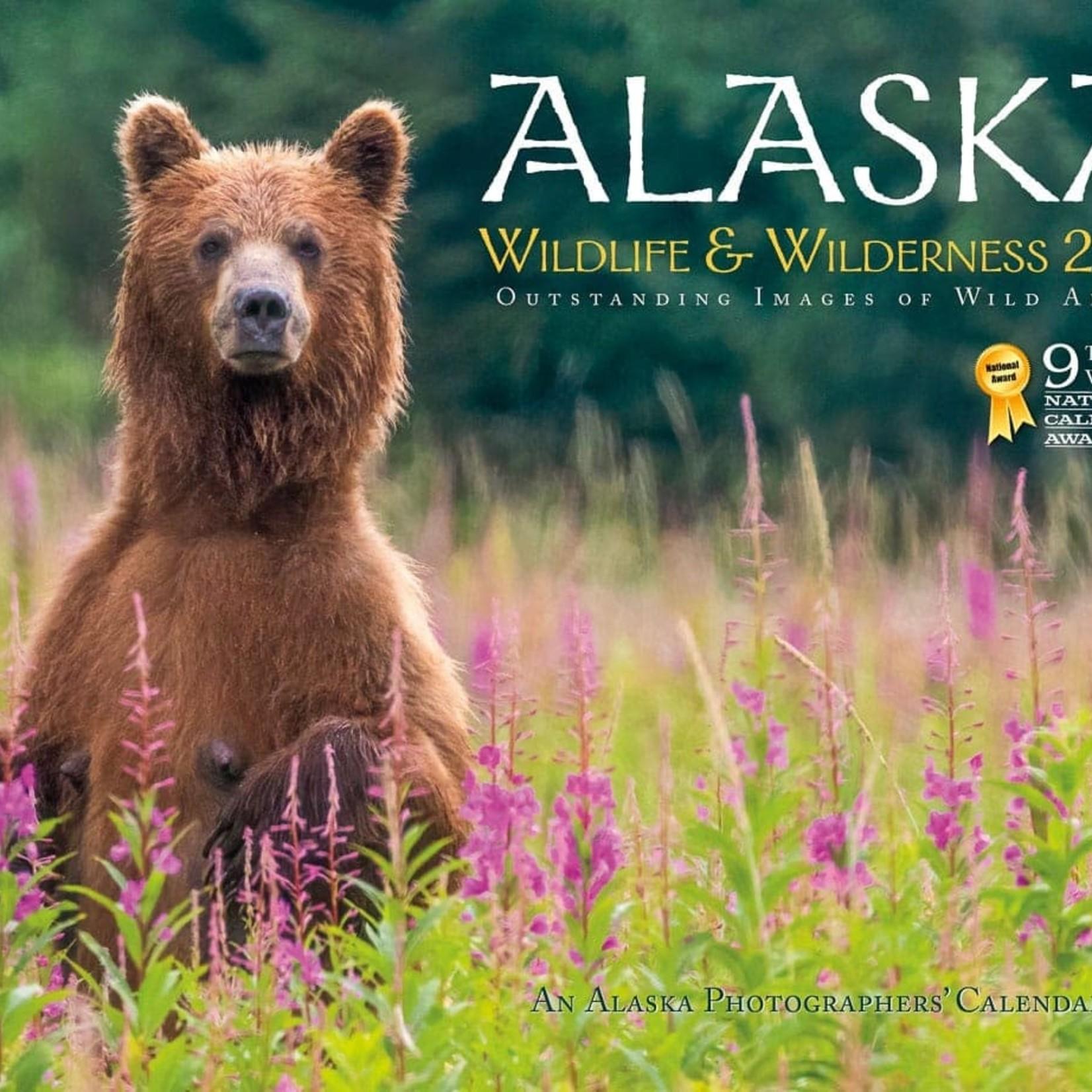 Greatland Graphics 2022 Alaska Wildlife & Wilderness Calendar