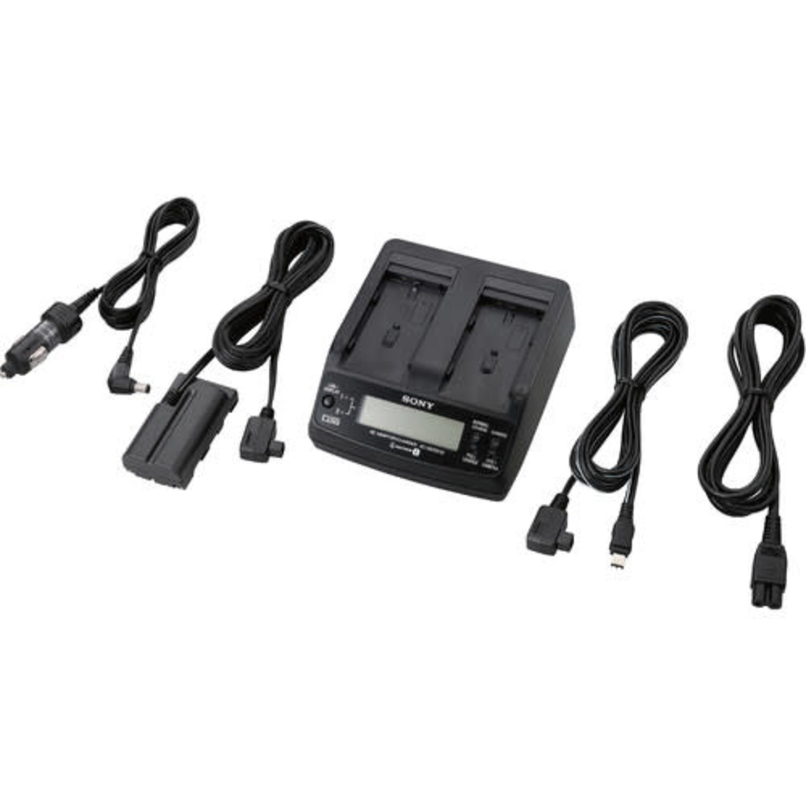 Sony Sony AC Adapter and Twin Charger For L-Series Batteries