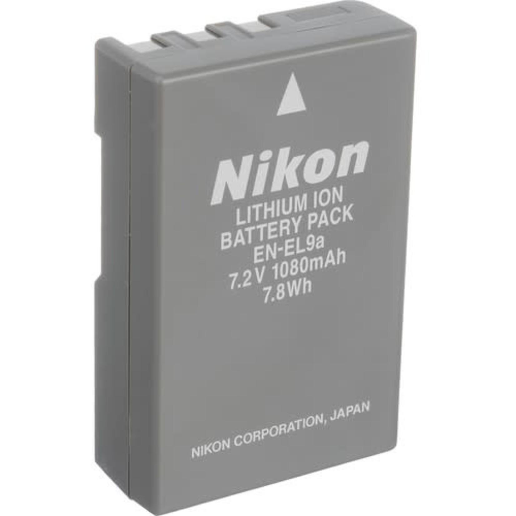 Nikon Nikon EN-EL9a Rechargeable Lithium-Ion Battery