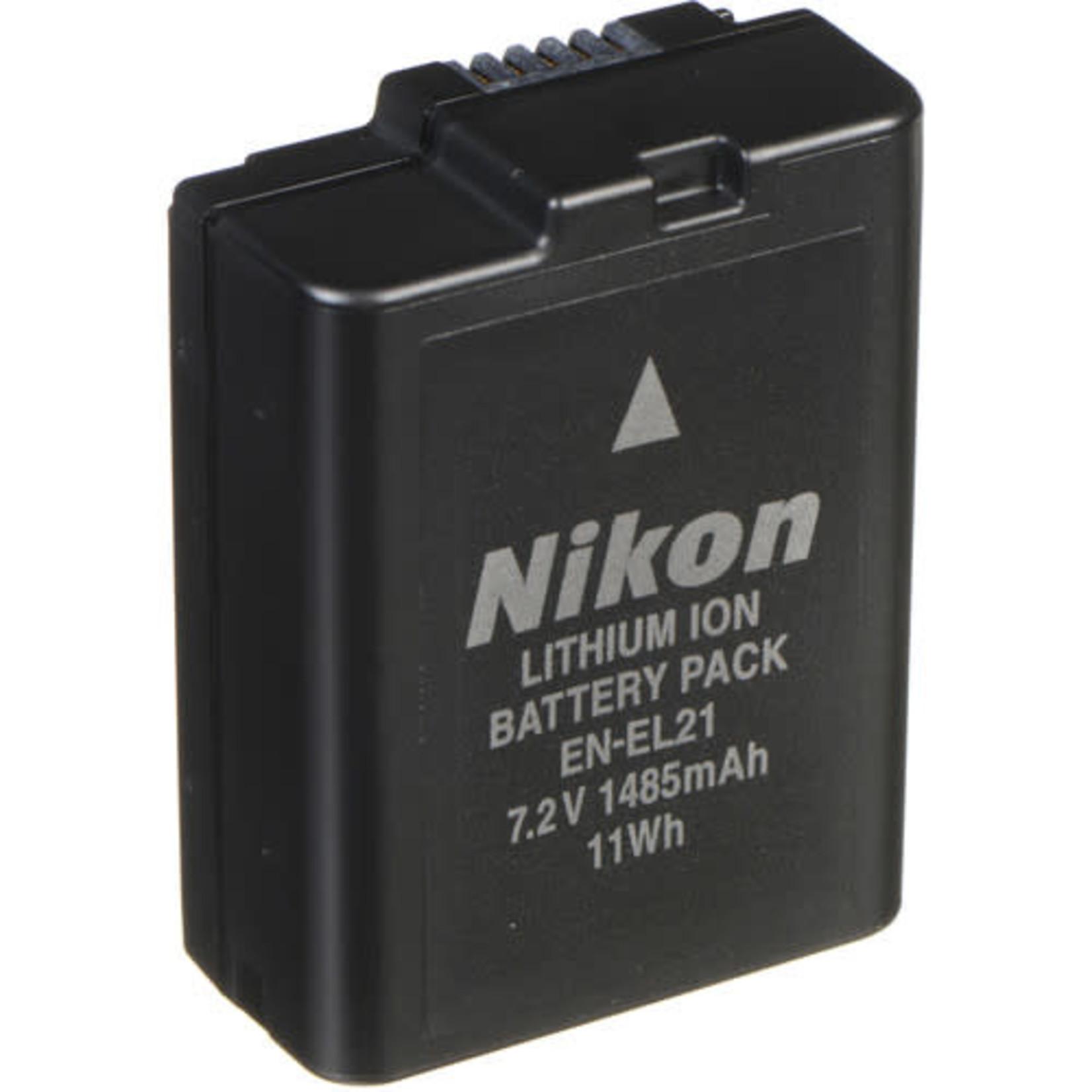 Nikon EN-EL21 Nikon EN-EL21 Rechargeable Li-Ion Battery LI-ION BATTERY