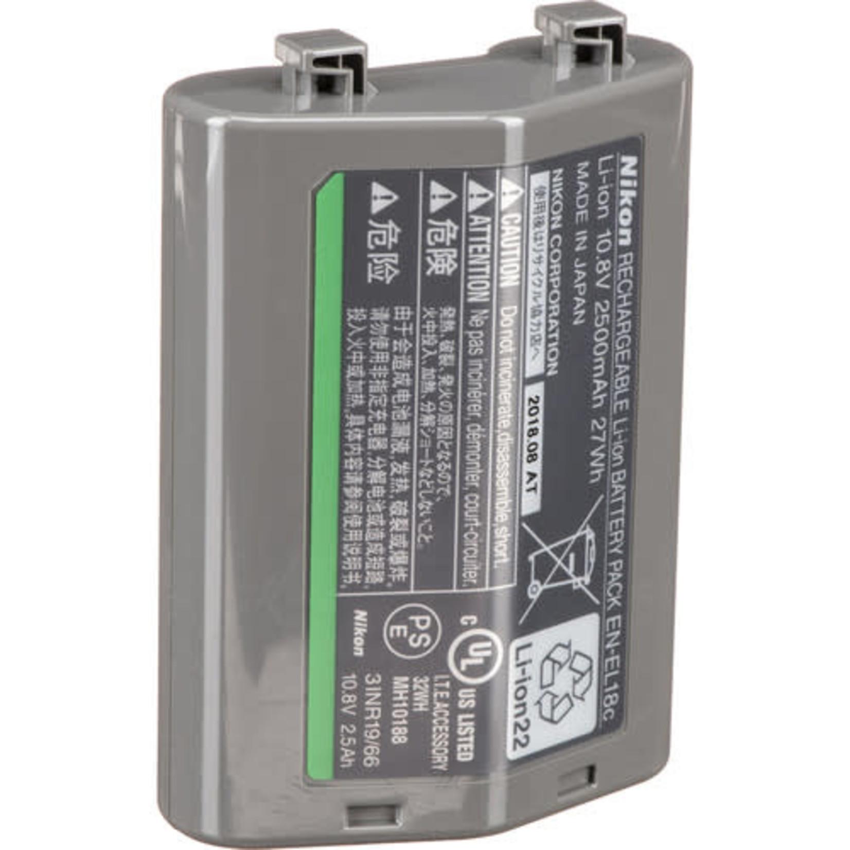Nikon Nikon EN-EL18c Rechargeable Lithium-Ion Battery (10.8V, 2500mAh)