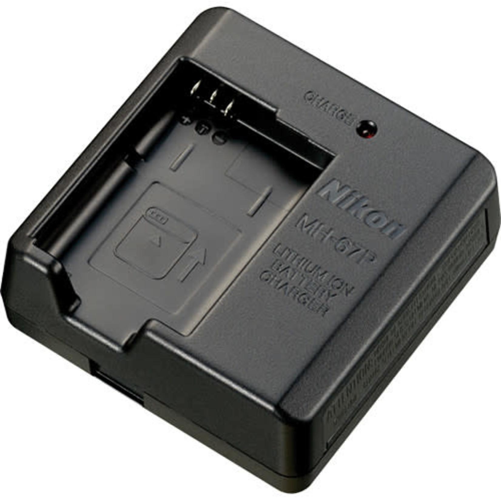 Nikon Nikon MH-67P Battery Charger