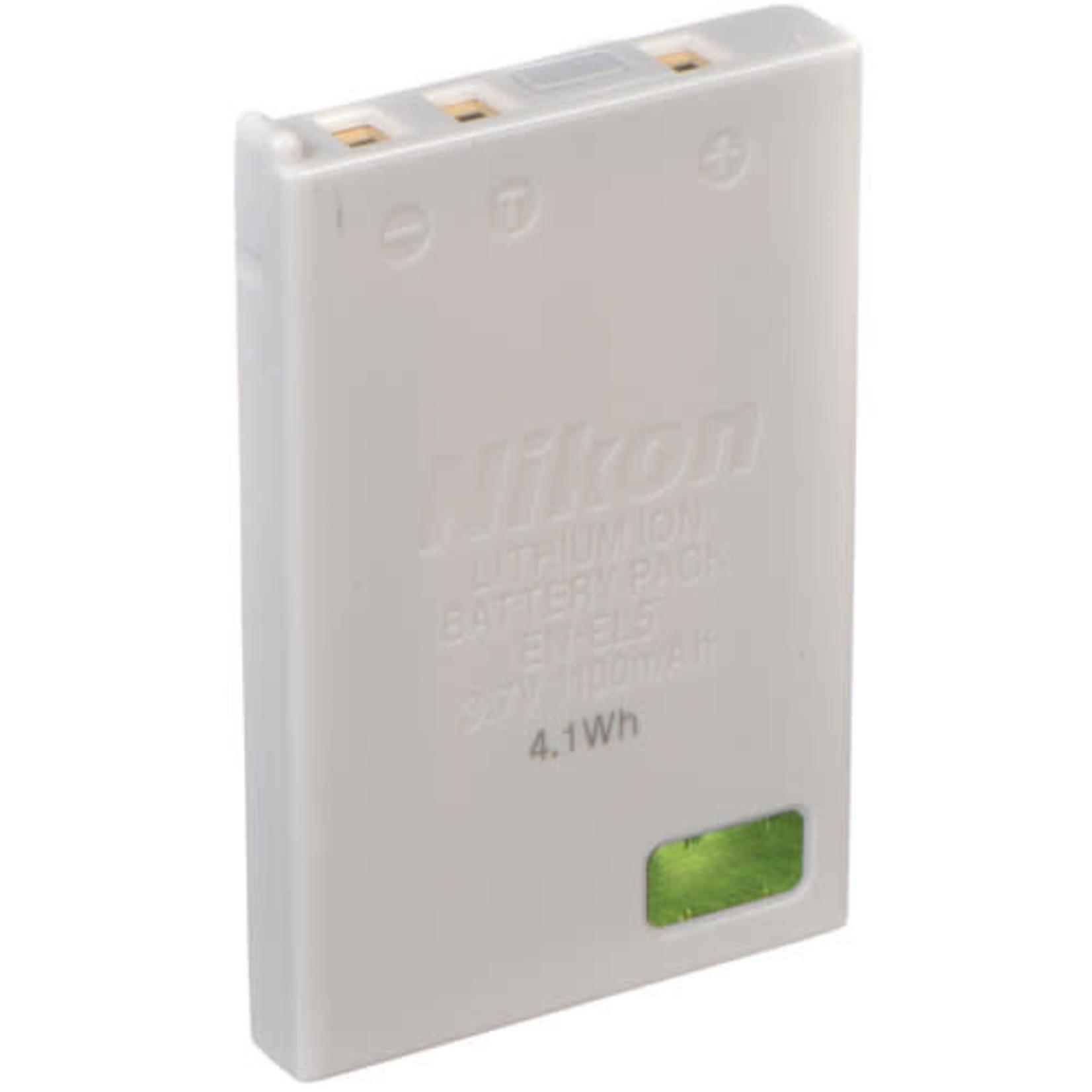 Nikon Nikon EN-EL5 Lithium-Ion Battery (3.7v 1100mAh)