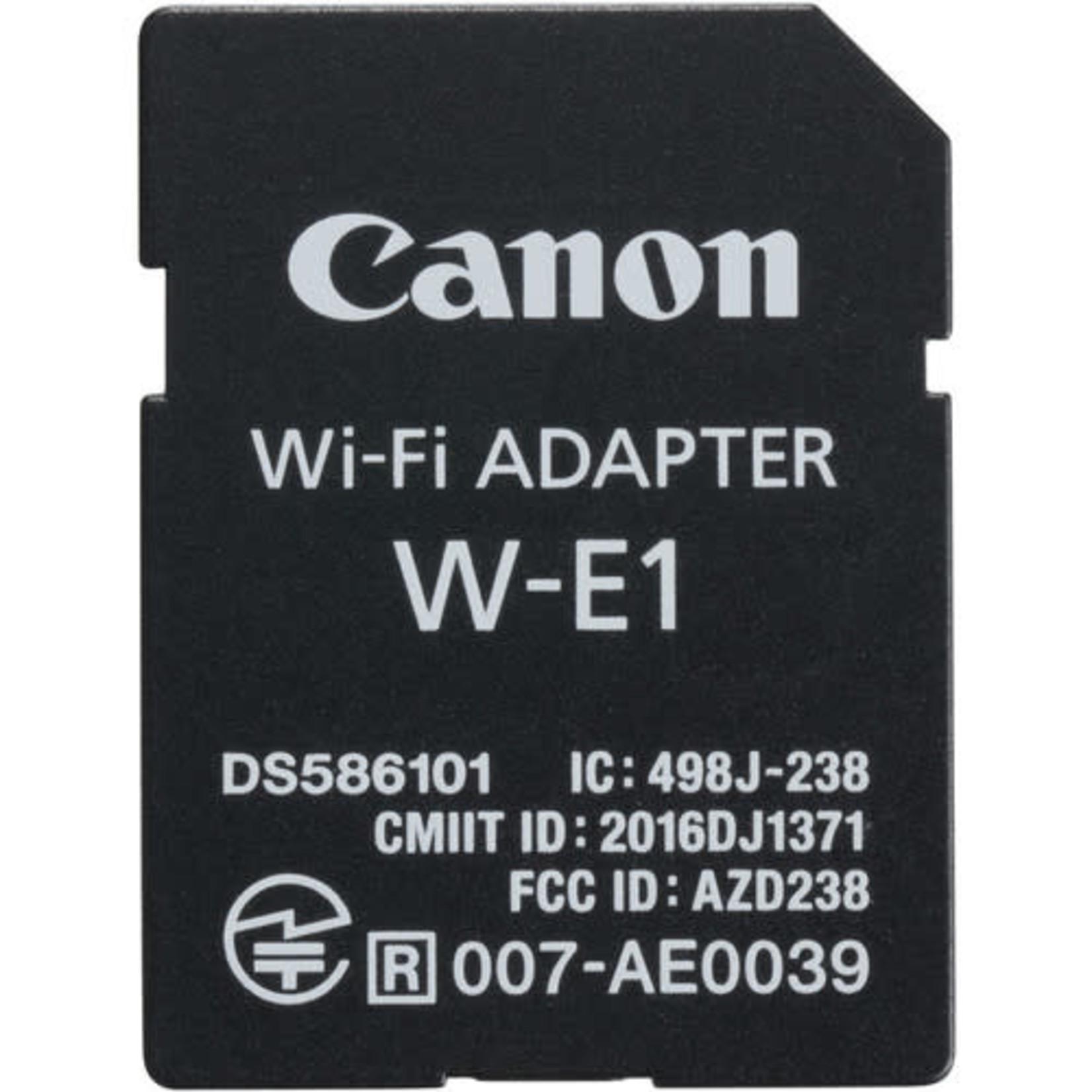 Canon Canon W-E1 Wi-Fi Adapter