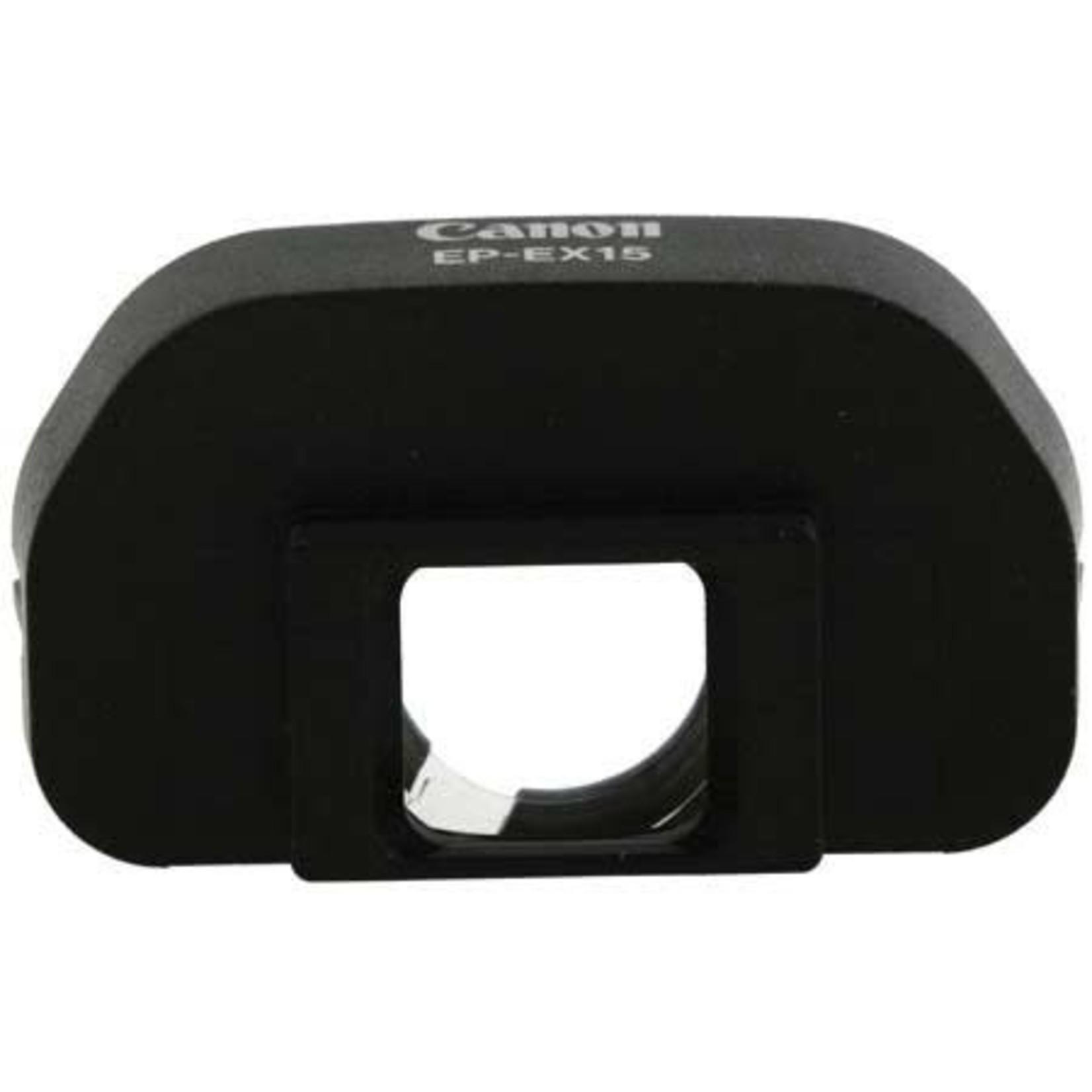 Canon Canon Eyepiece Extender EP-EX15 for all EOS cameras - except EOS-3, A2/A2E, Elan II/IIE, 7/7E, IX, IX-Lite