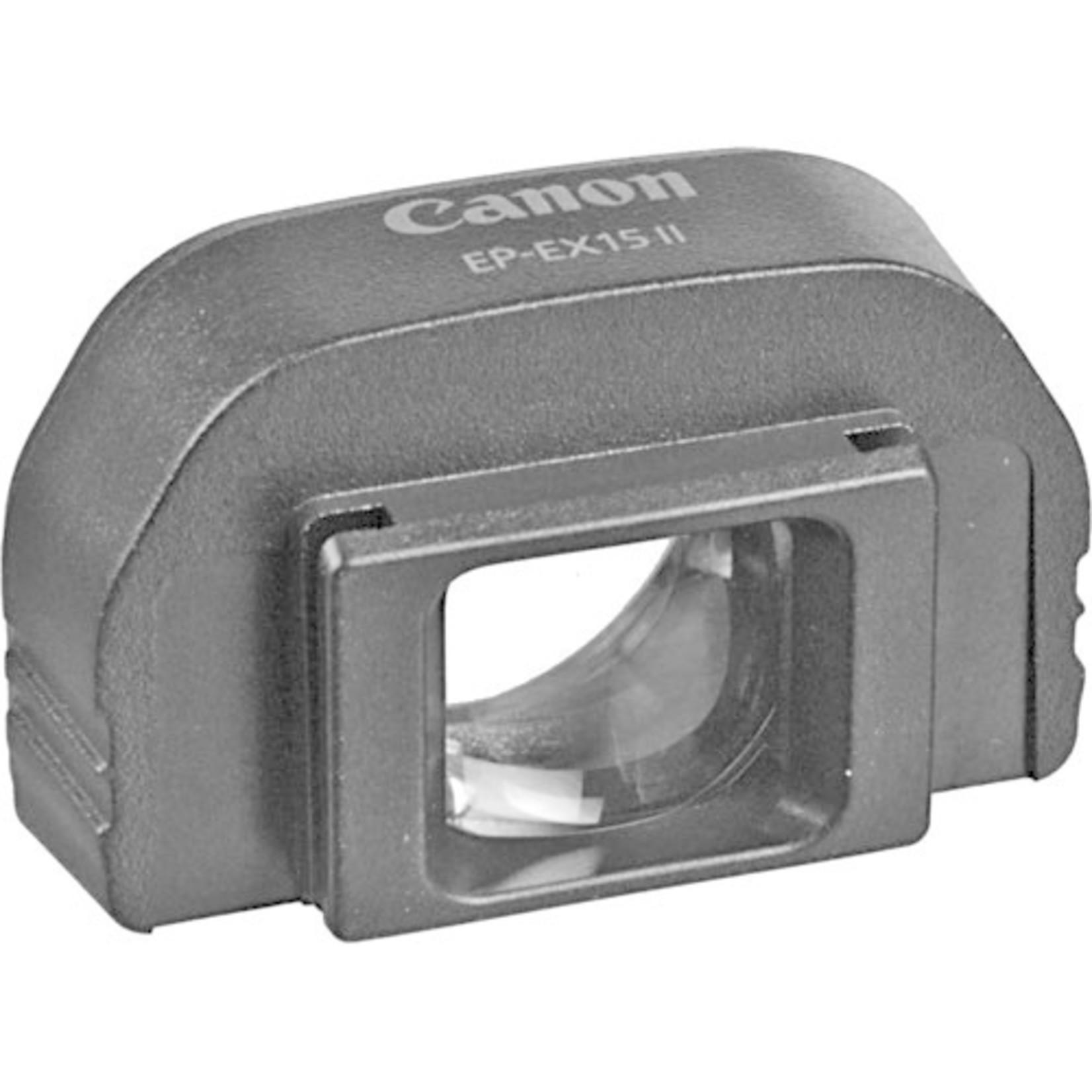 Canon Canon EP-EX15 II Eyepiece Extender for Select Canon DSLRs