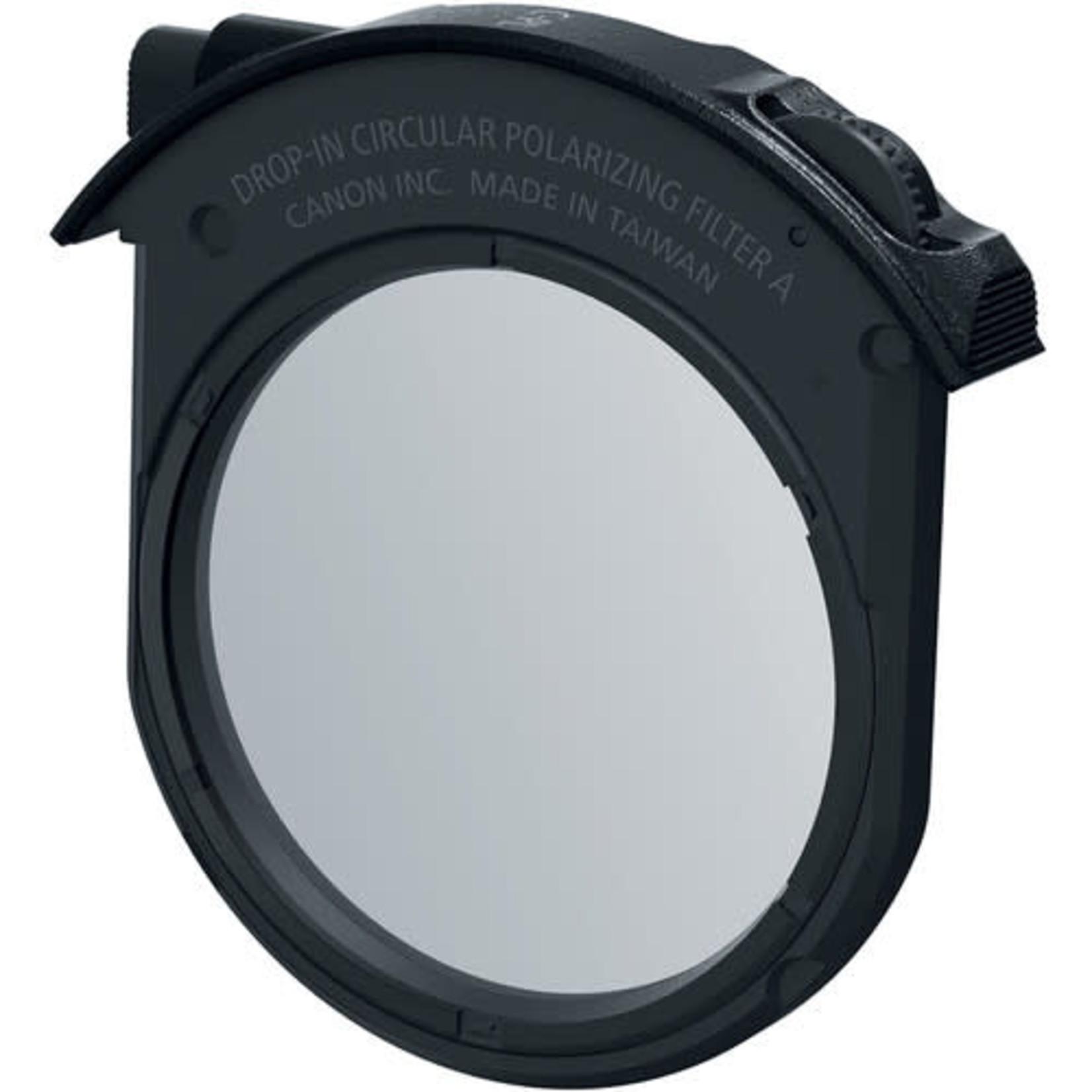 Canon Canon Drop-In Circular Polarizing Filter A