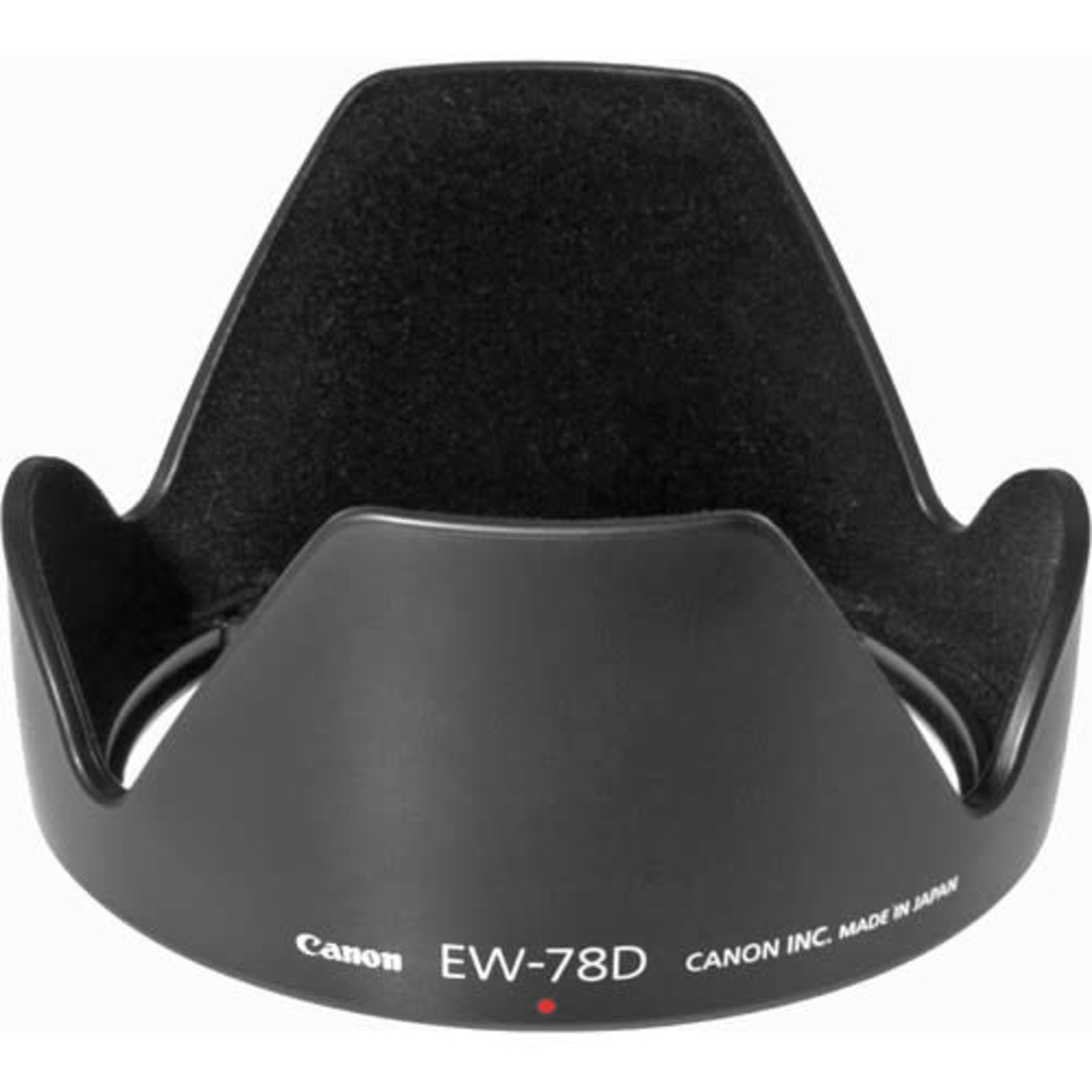 Canon Canon EW-78D Lens Hood for EF 28-200mm f/3.5-5.6 and EF-S 18-200mm f/3.5-5.6 IS Lenses