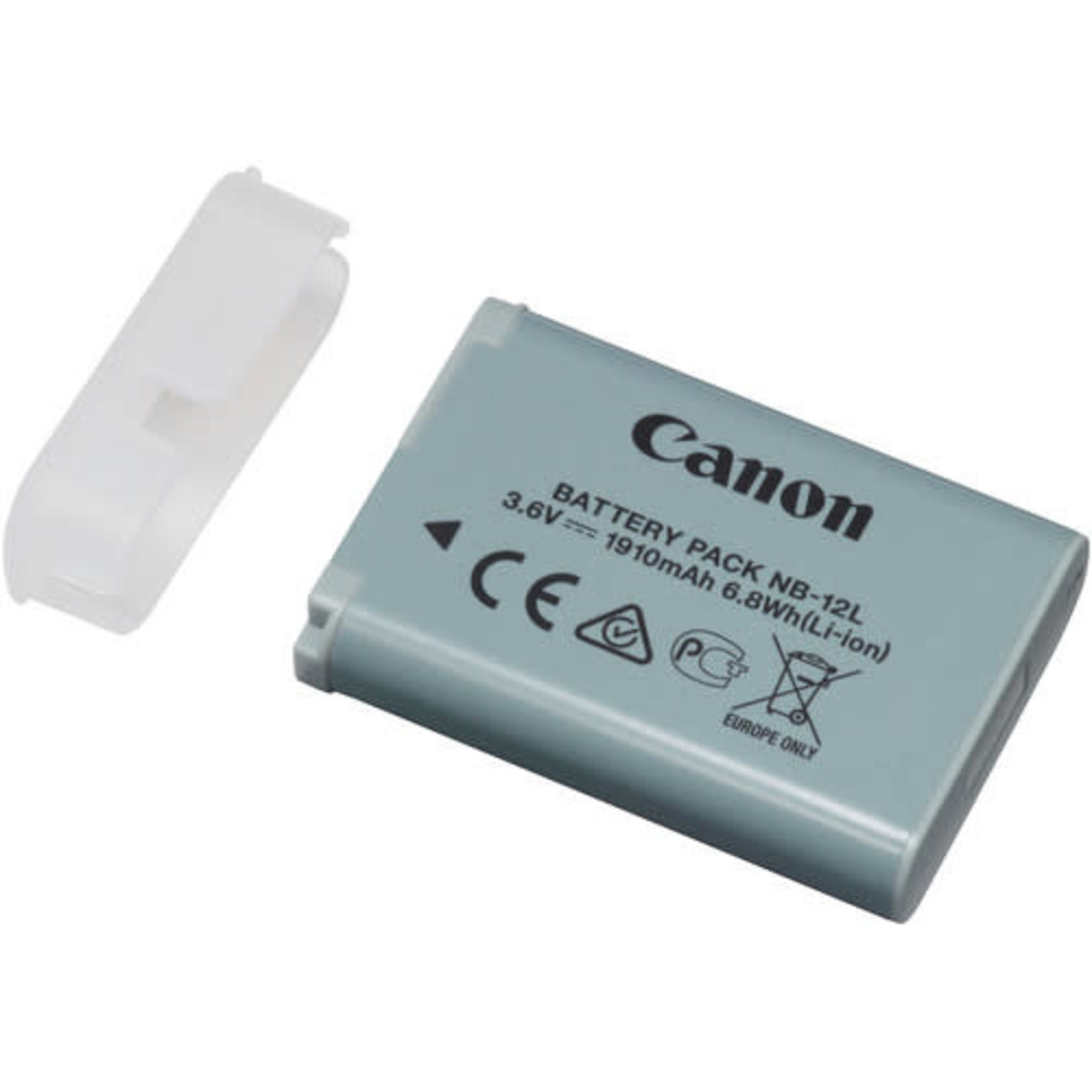 Canon Canon NB-12L Lithium-Ion Battery Pack (3.6V, 1910mAh)