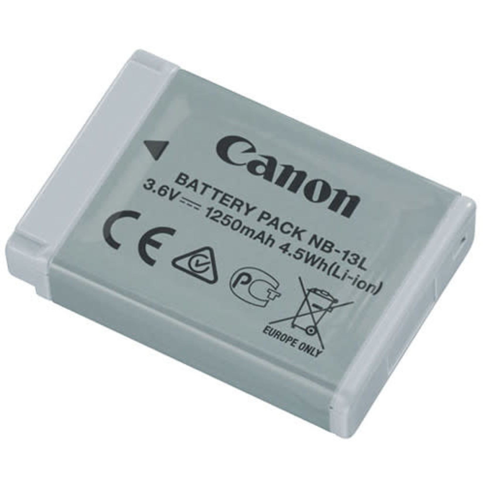 Canon Canon NB-13L Lithium-Ion Battery Pack (3.6V, 1250mAh)