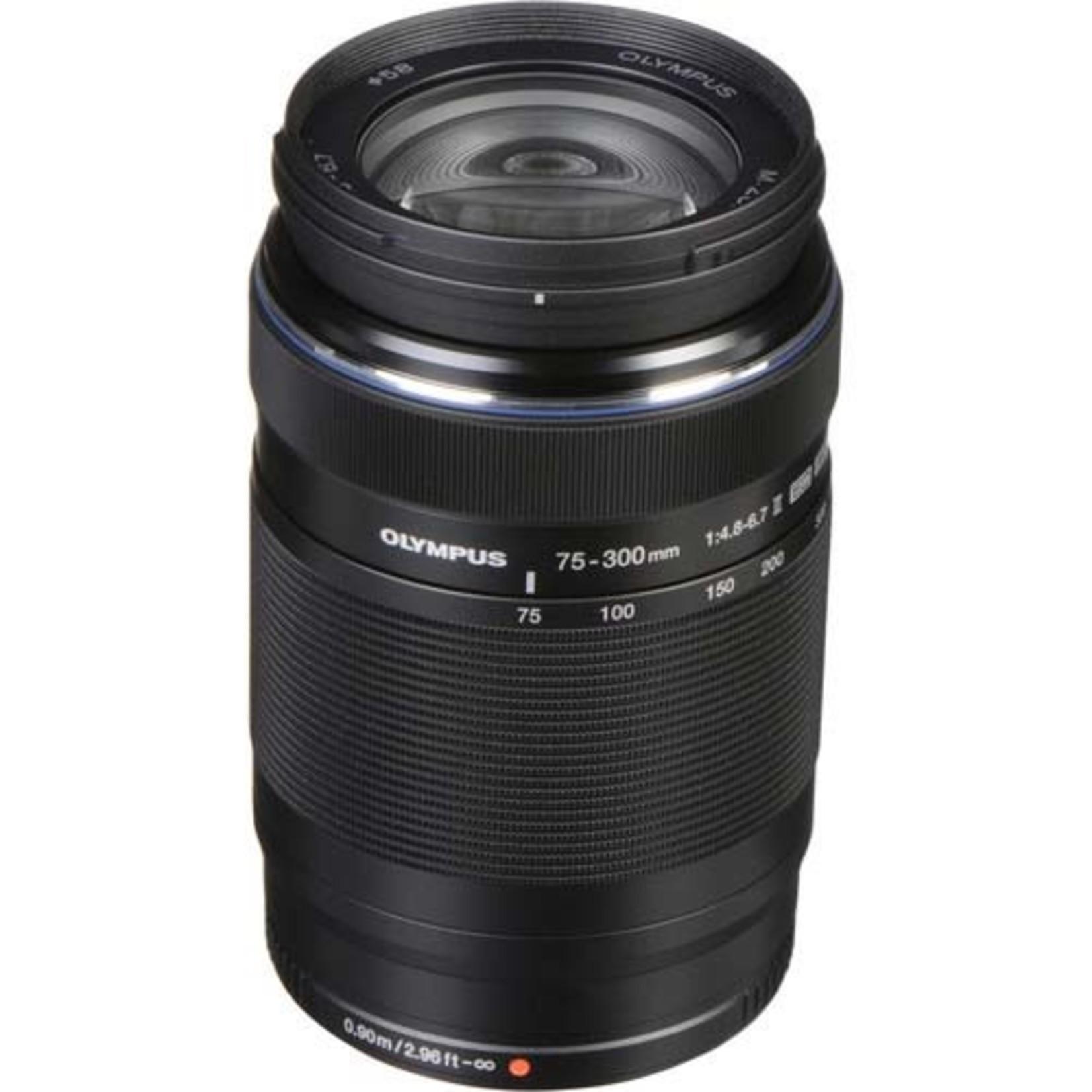 Olympus Olympus 75-300mm f4.8-6.7 II LENS BLK