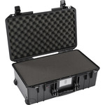 Pelican Pelican 1535AirWF Wheeled Carry-On Hard Case with Foam Insert (Black)