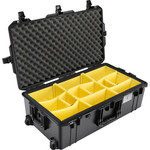 Pelican Pelican 1615AirWD Wheeled Hard Case with Divider Insert (Black)