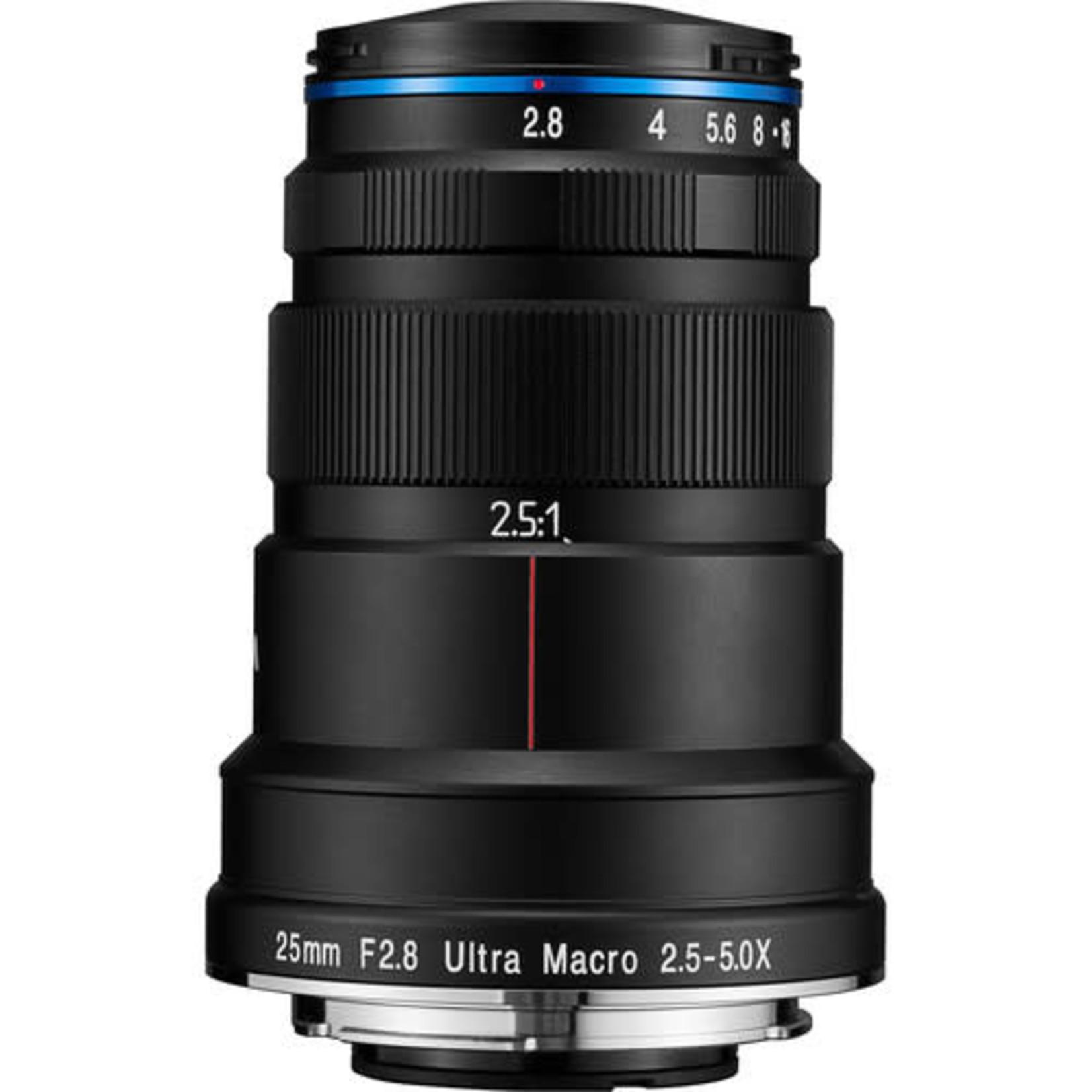 Laowa Laowa 25mm f/2.8 Ultra Macro for Nikon