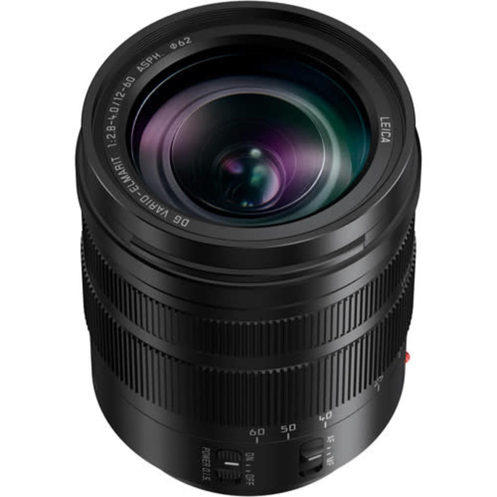 Panasonic Panasonic 12-60mm f/2.8-4 Leica