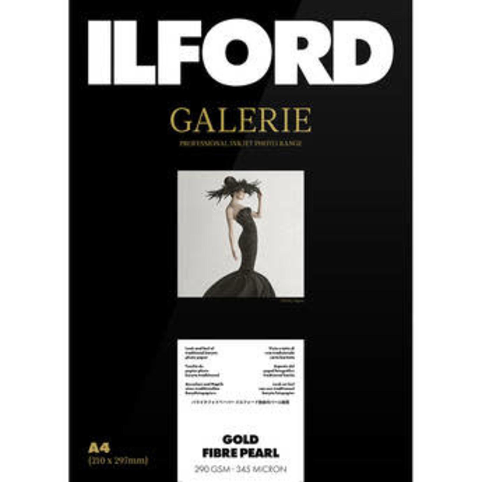 Ilford Galerie Gold  Fibre Pearl 5x7 (100 PK)