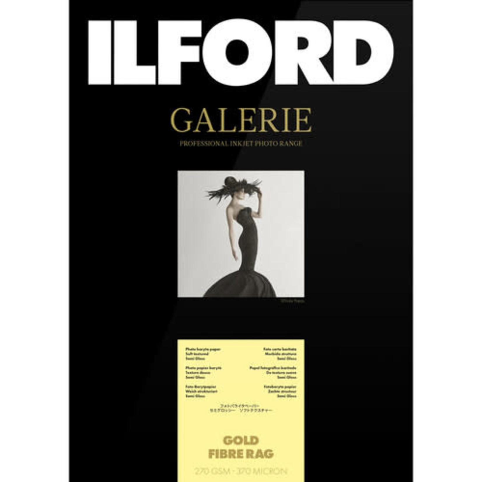 Ilford Galerie Gold Fibre Rag 8.5x11 (25 PK)