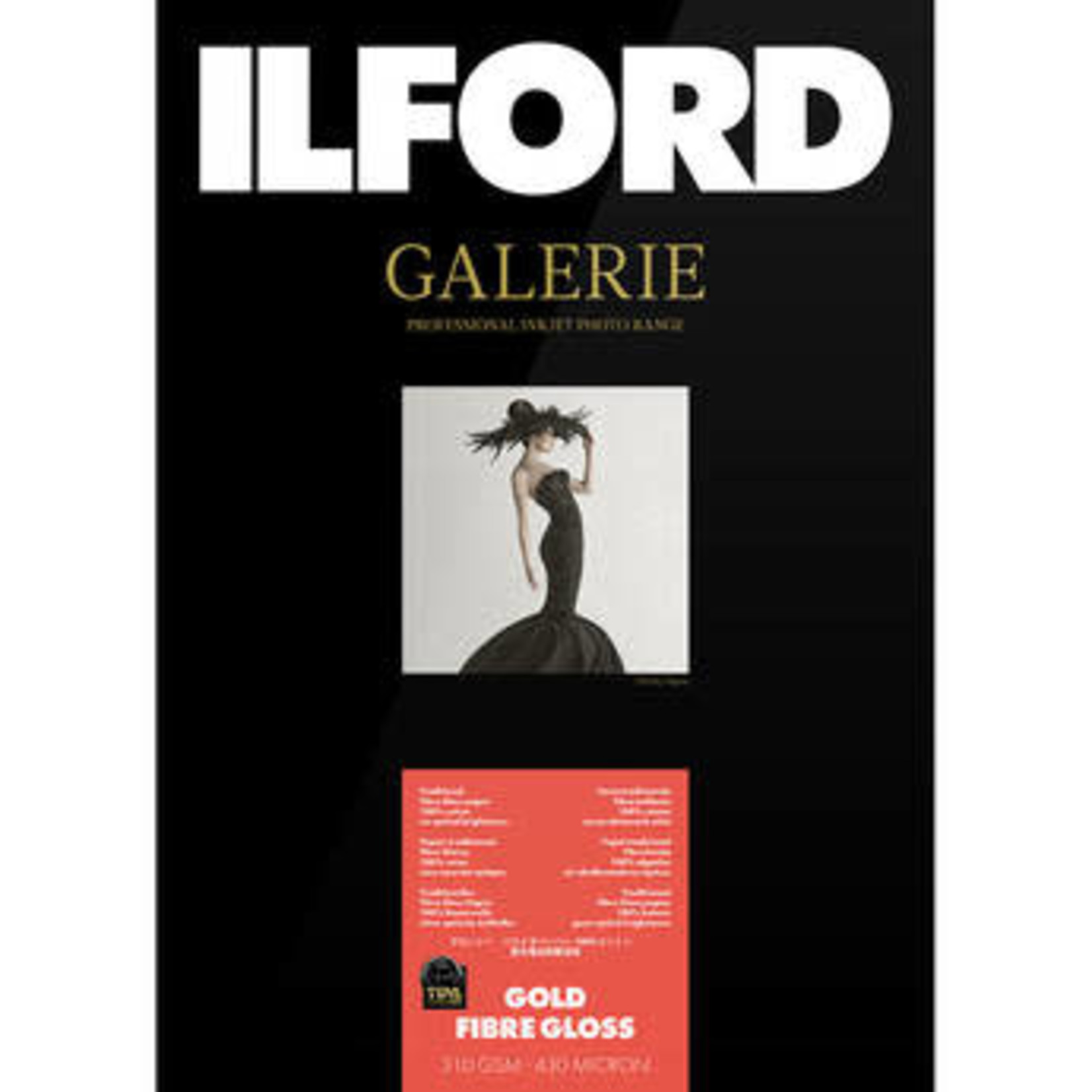 Ilford Galerie Gold Fibre Gloss 8.5x11 (25 PK)