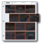 Vue-All 120 Medium / Large Format Negative Sleeves (100 PK)