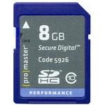 ProMaster ProMaster 8GB SD