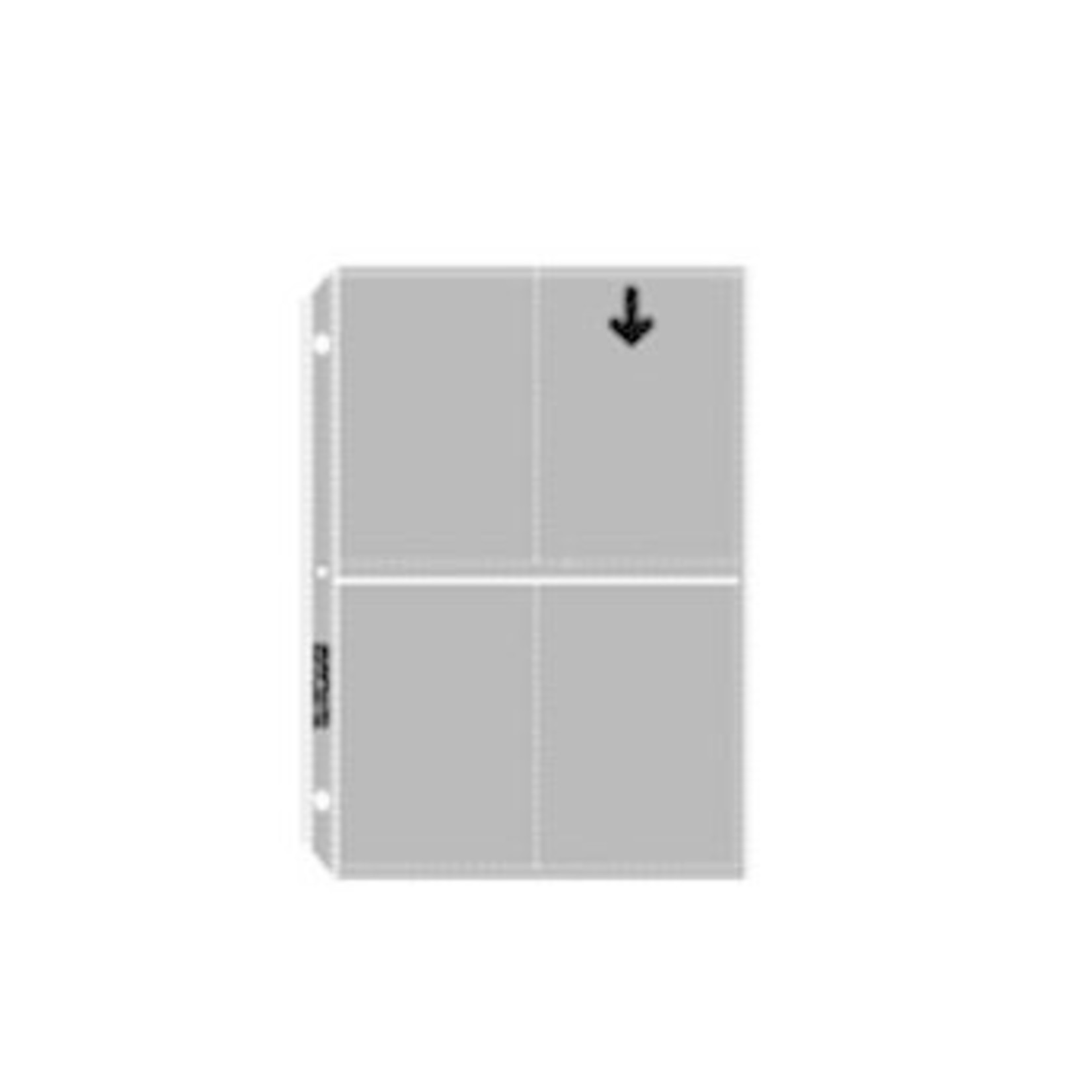 Vue-All 3.5 x 5 Archival Photo Sleeves (25 PK)