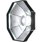 "Phottix Luna II Beauty Dish 24"" Silver"
