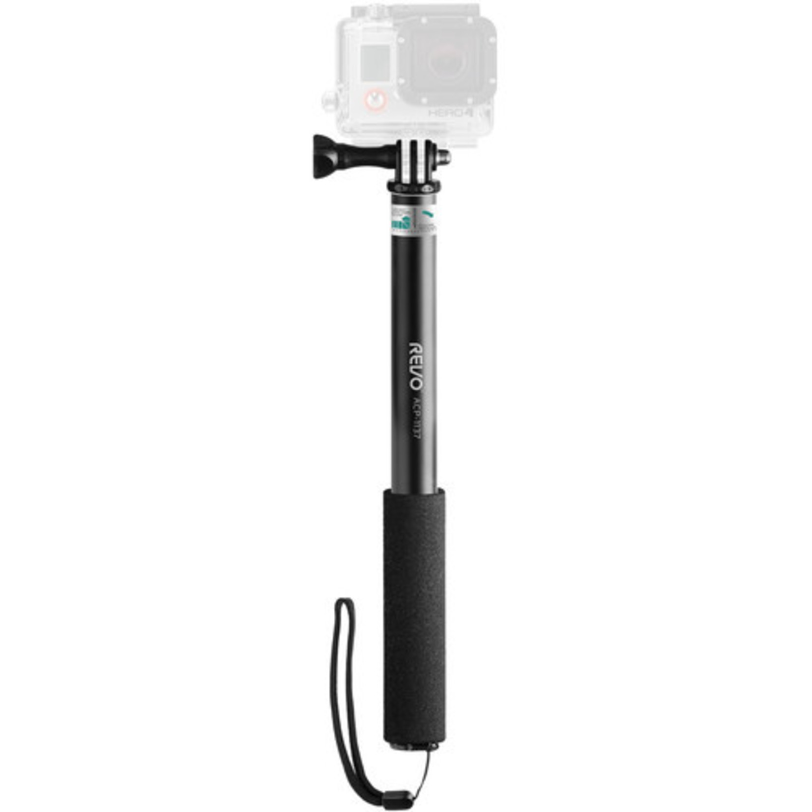 REVO Self Shooting Pole for GoPro and Cell Phones