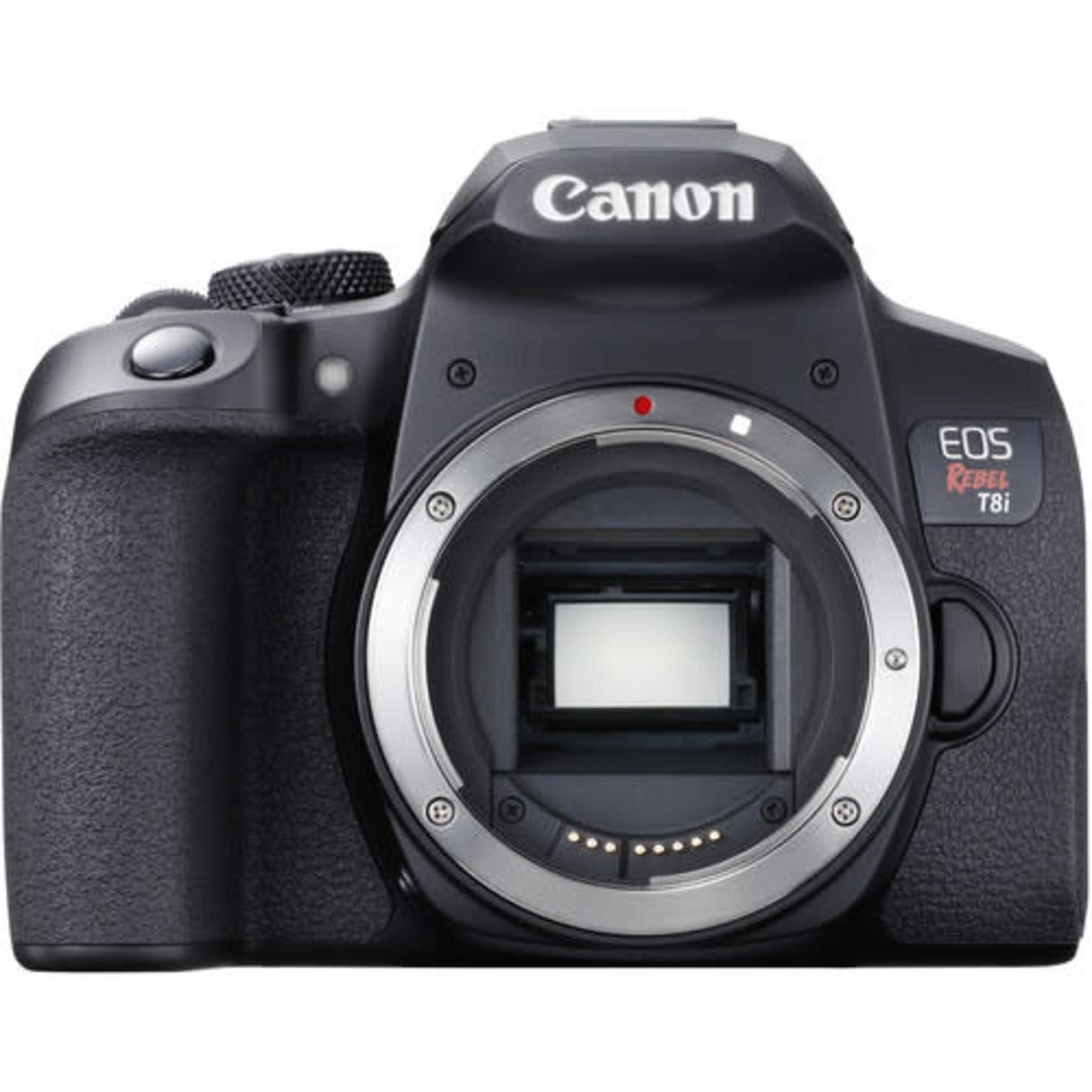Canon Canon EOS Rebel T8i DSLR Camera (Body Only)
