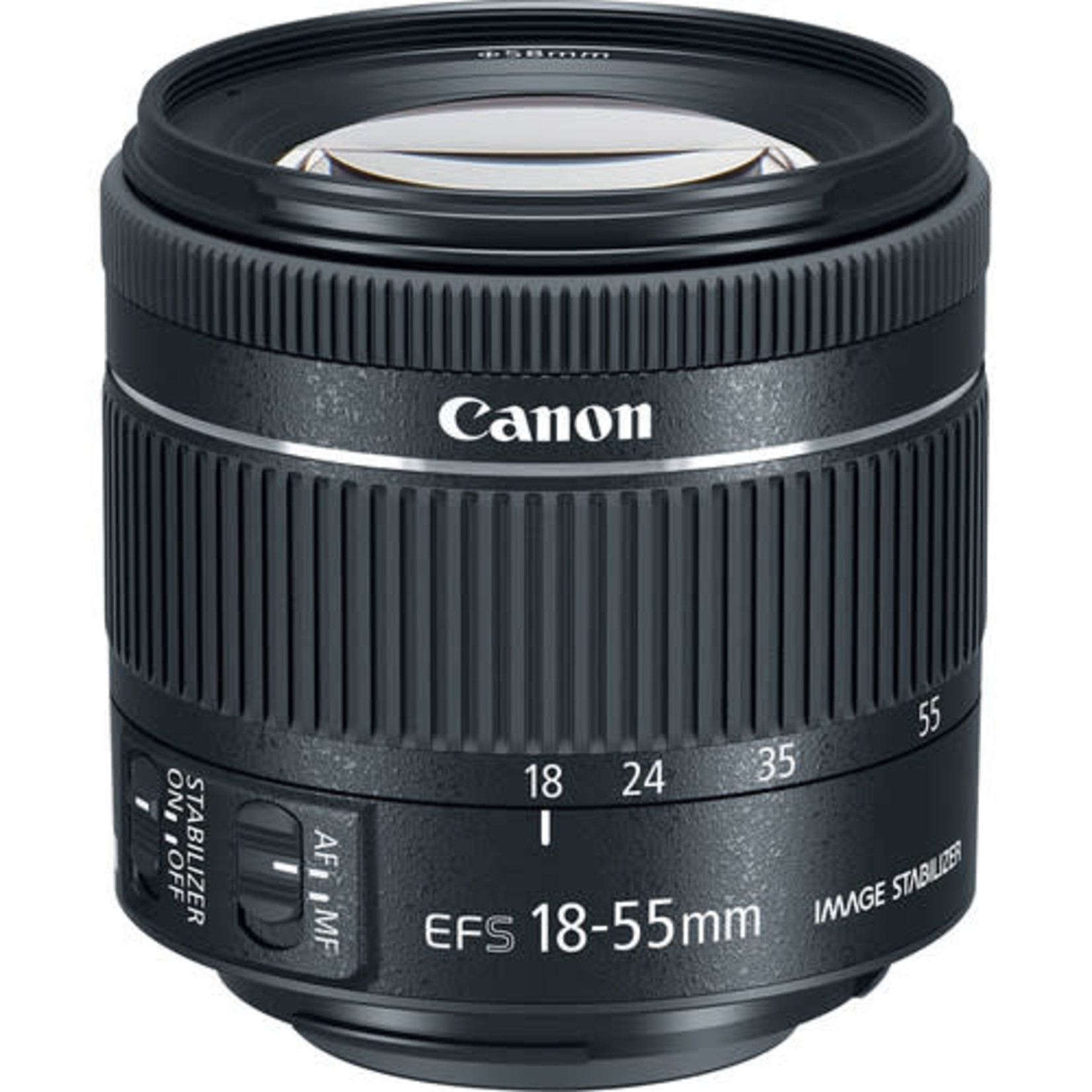 Canon Canon EF-S 18-55mm f/4-5.6 IS STM Lens