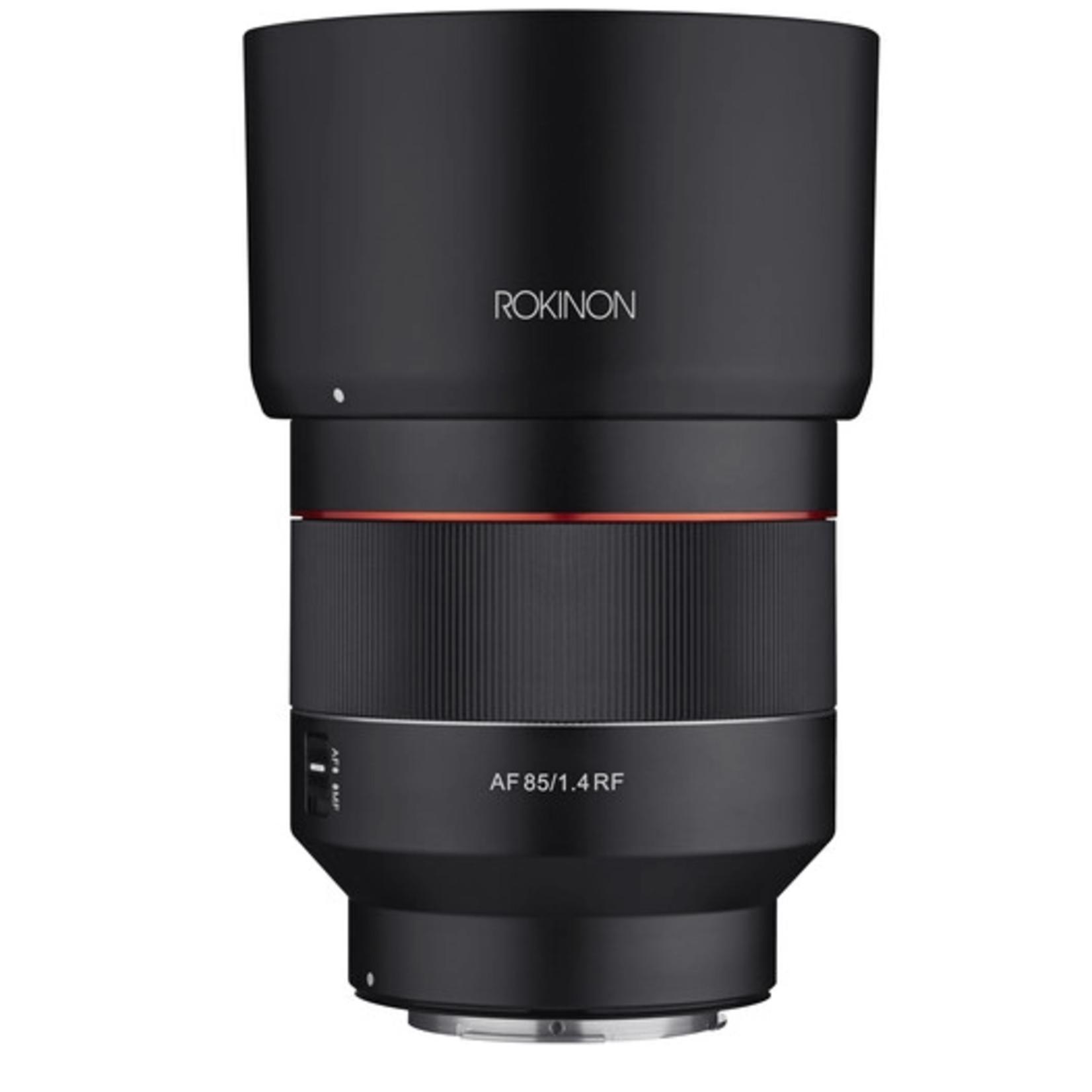 Rokinon Rokinon AF 85mm f/1.4 Lens for Canon RF