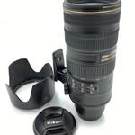Nikon Used Nikon 70-200mm F2.8 VR ll w/lens pouch