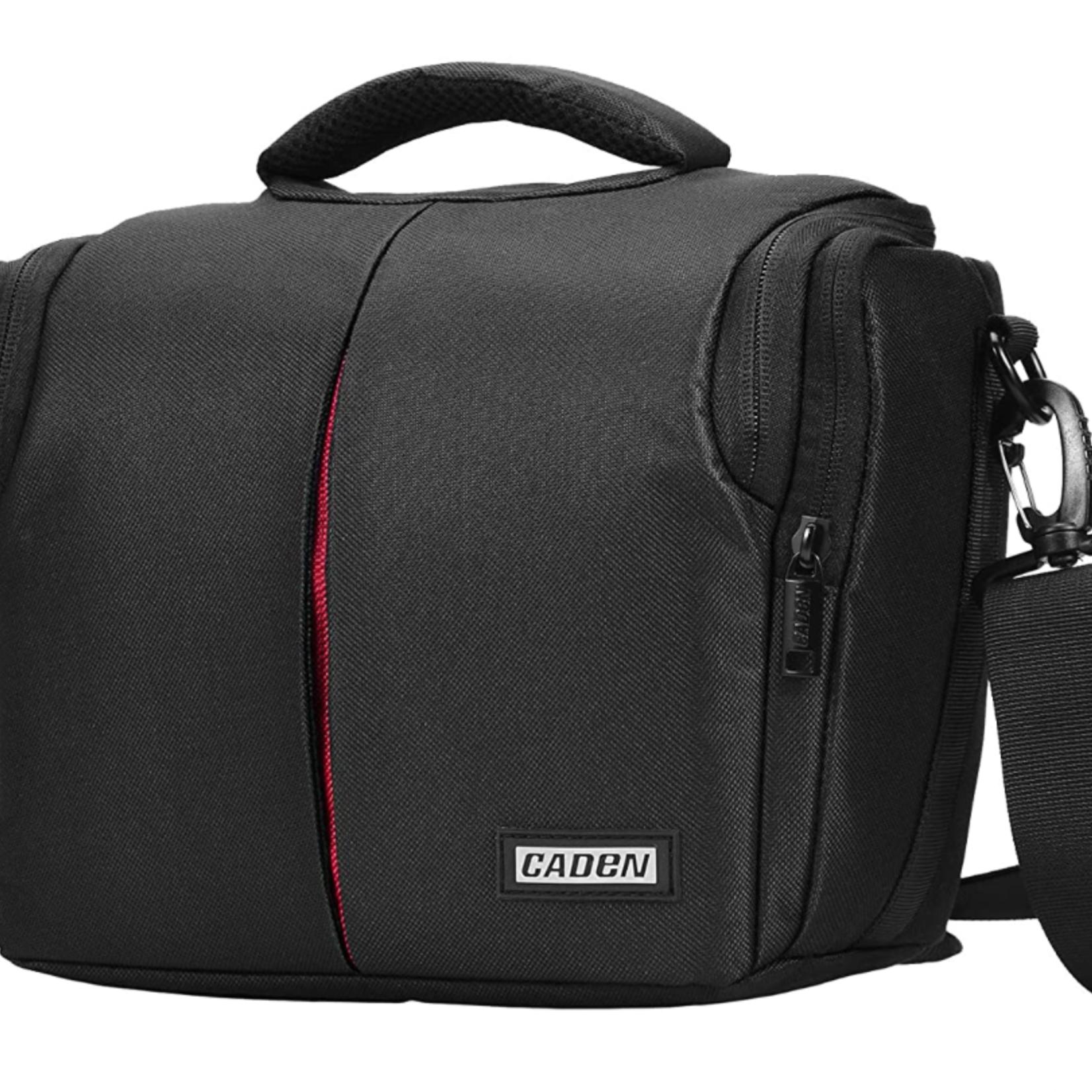 Caden Camera Bag Black