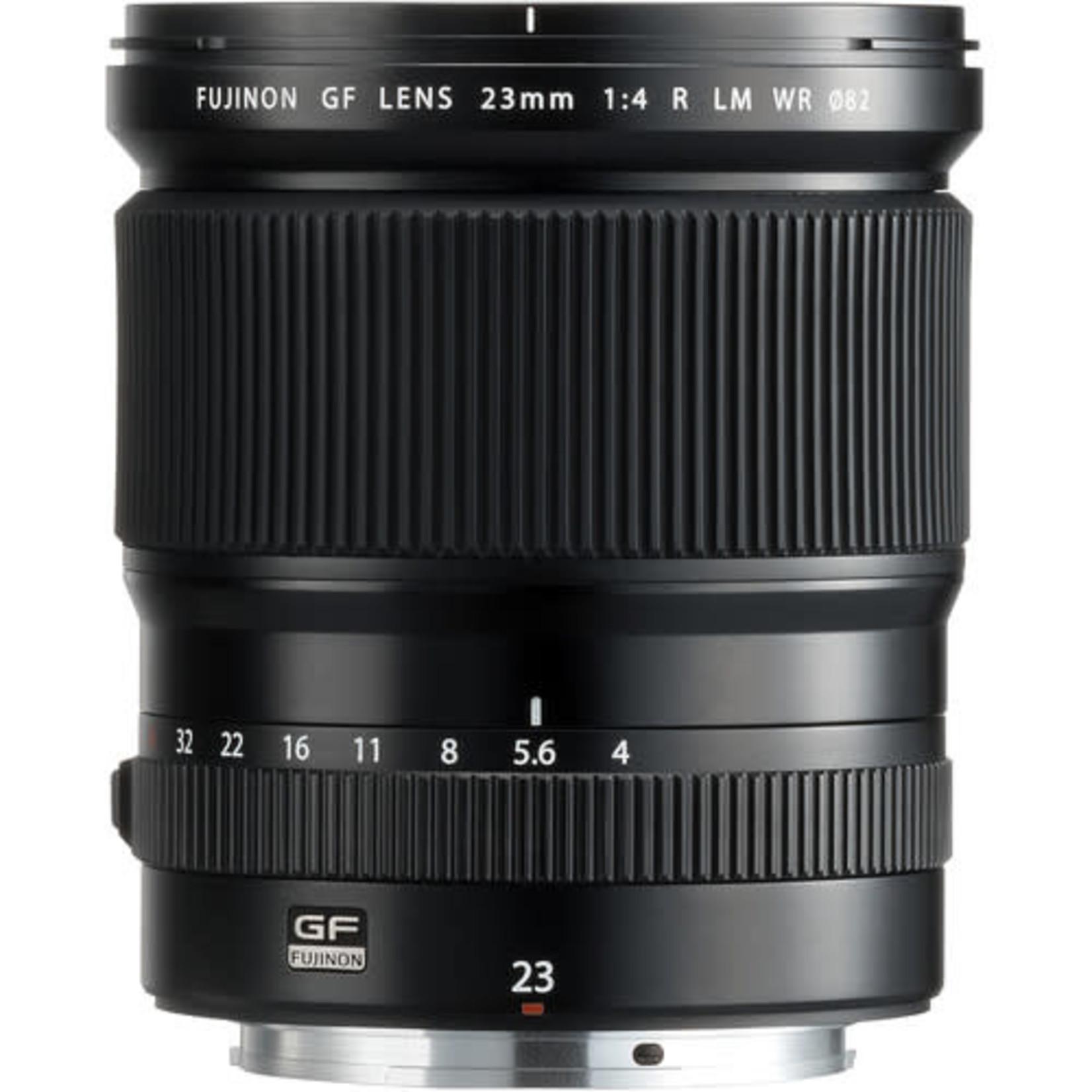 FujiFilm FUJIFILM GF 23mm f/4 R LM WR Lens