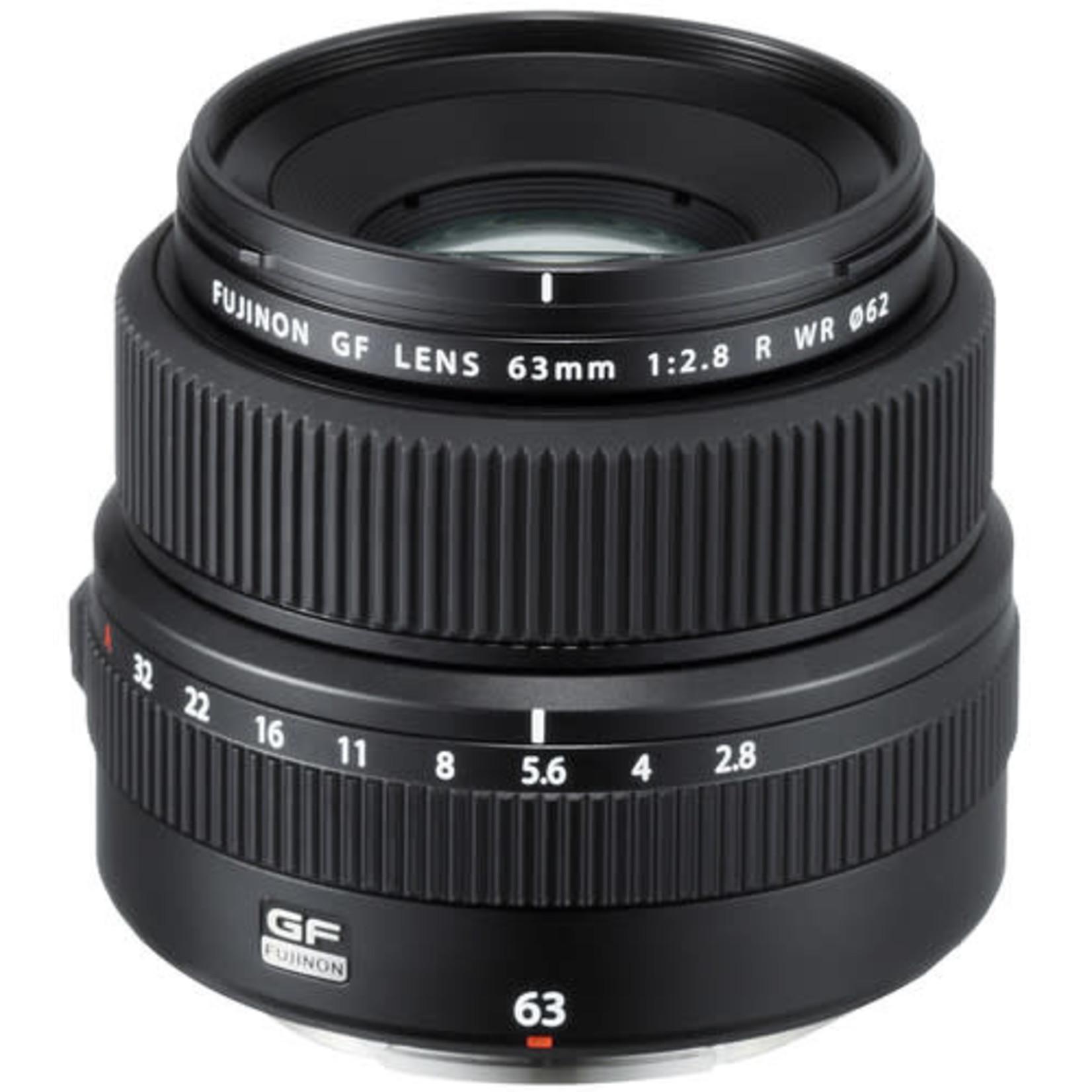 FujiFilm FUJIFILM GF 63mm f/2.8 R WR Lens