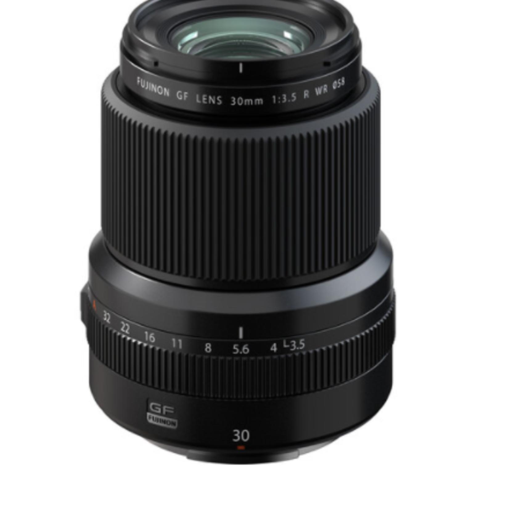 FujiFilm FUJIFILM GF 30mm f/3.5 R WR Lens