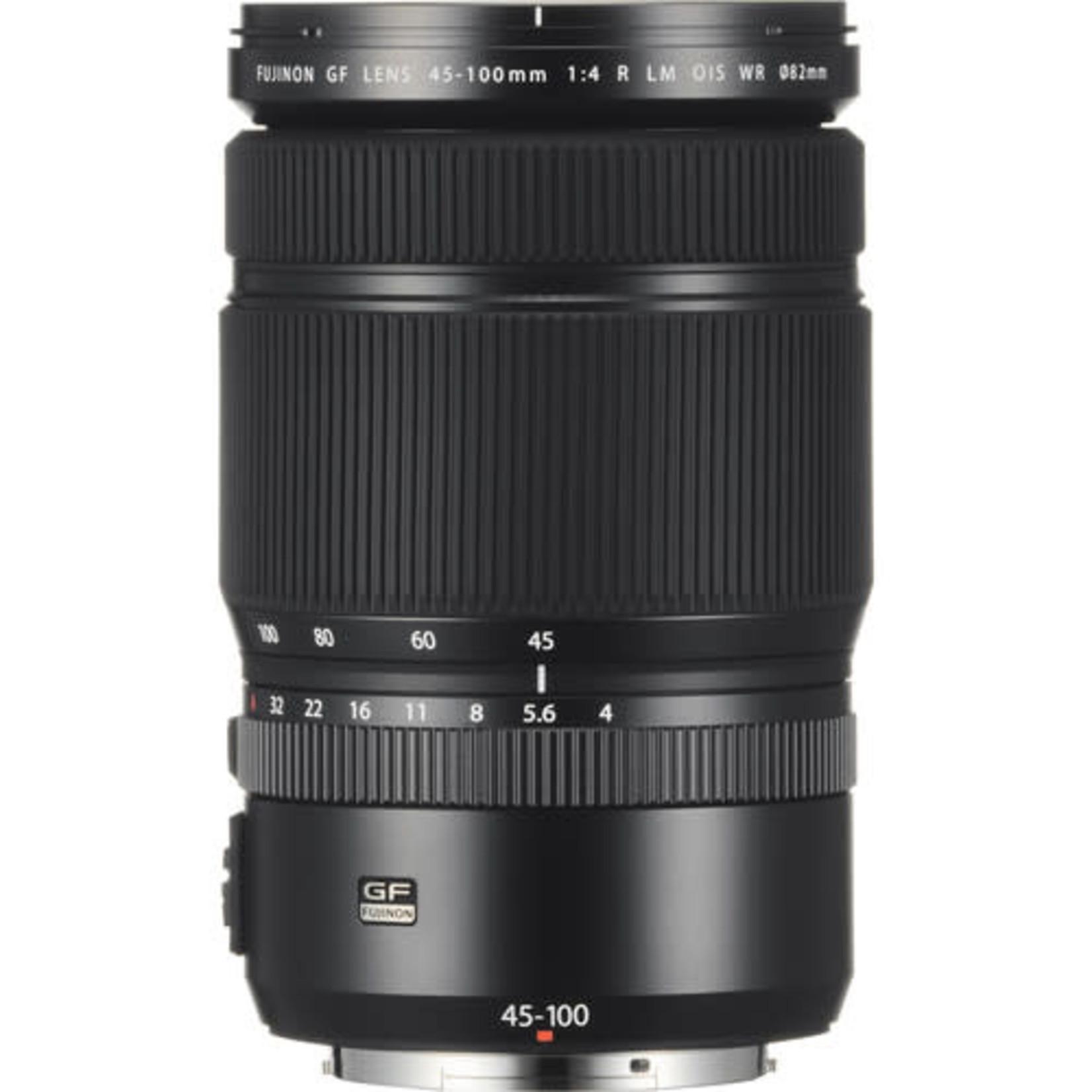 FujiFilm FUJIFILM GF 45-100mm f/4 R LM OIS WR Lens