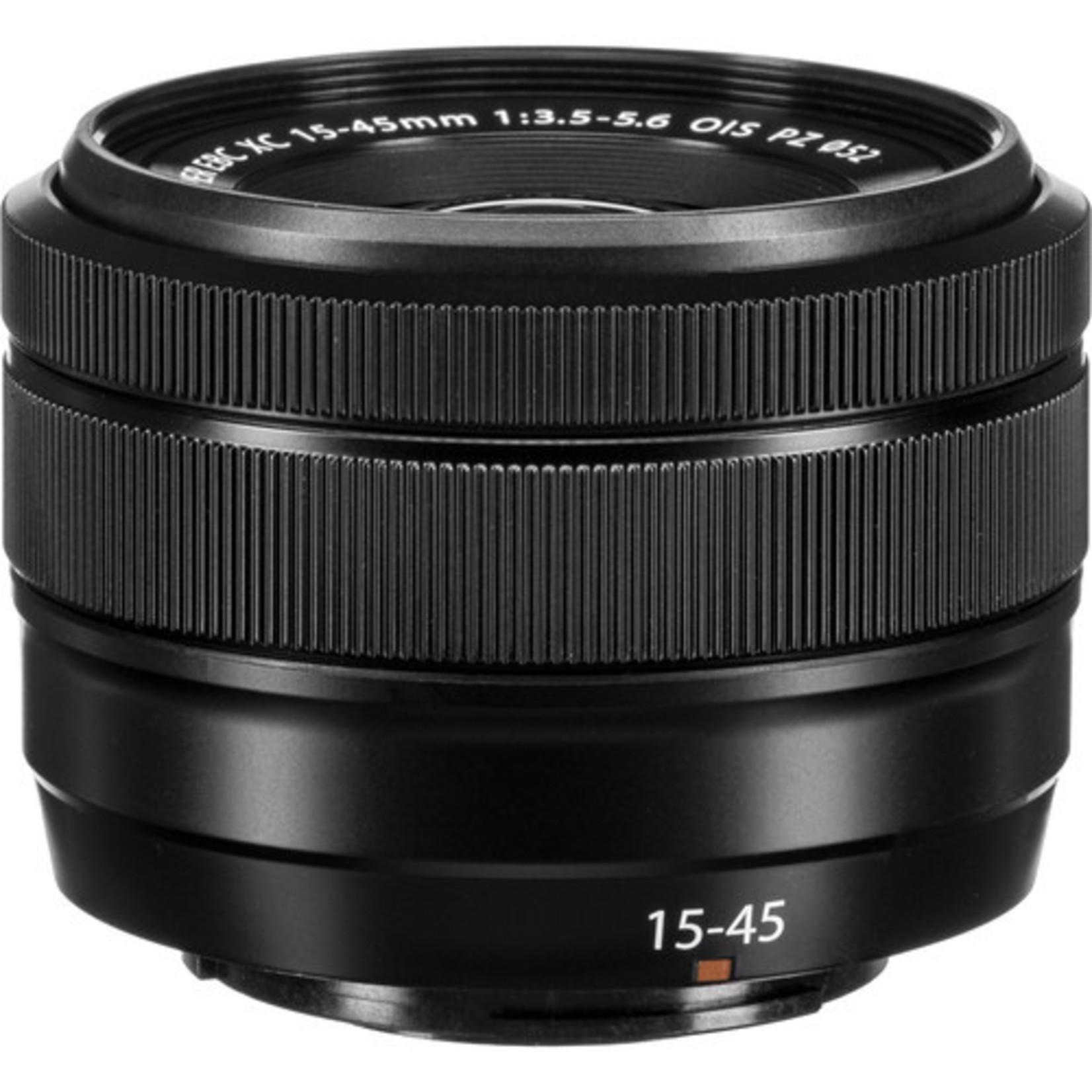 FujiFilm FujiFilm XC 15-45mm f/3.5-5.6 OIS PZ Lens