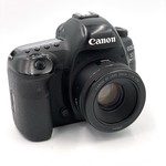 Canon Used Canon 5d Mark IV w/50mm 1.8 #1060