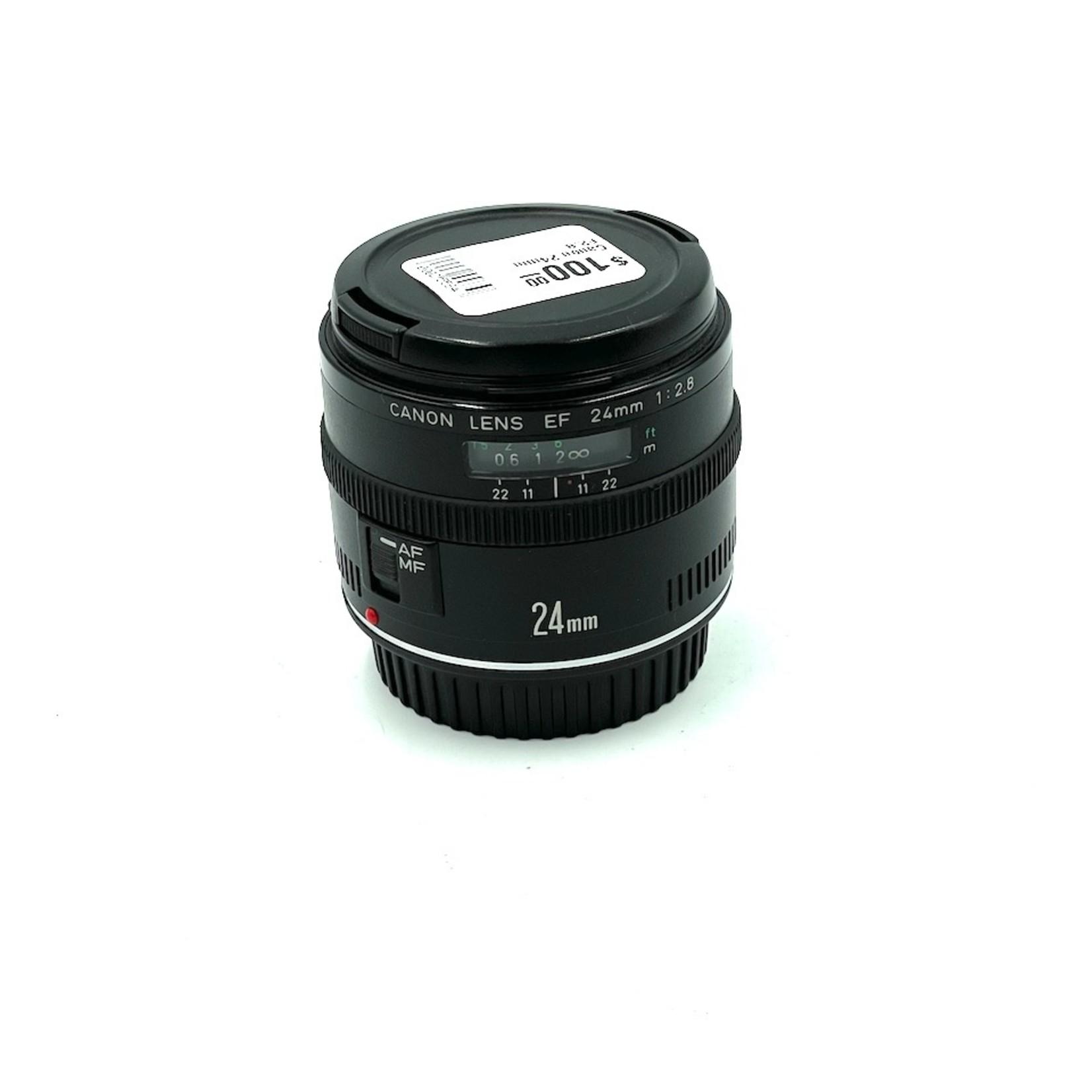 Canon Canon 24mm F2.8