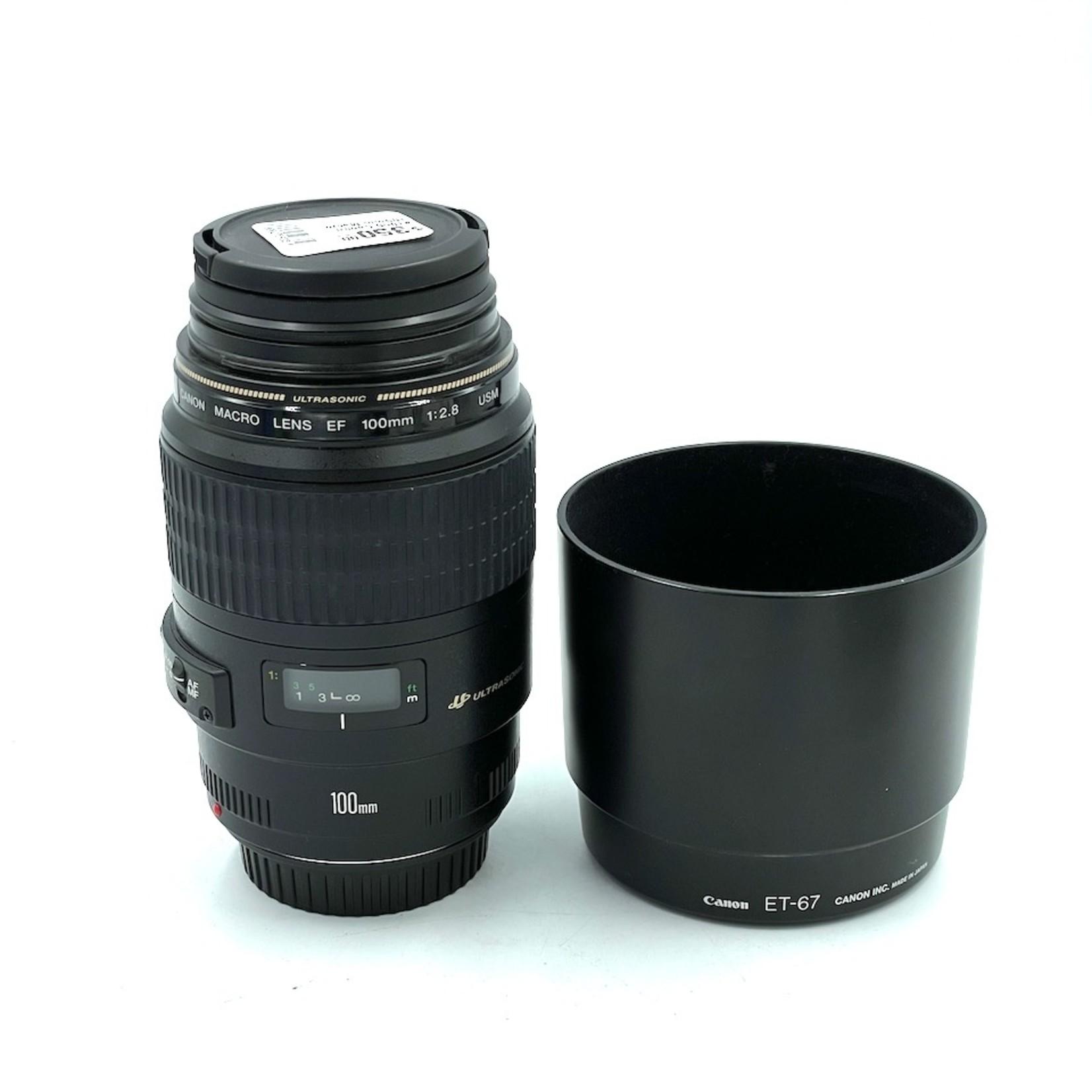Canon #1056 Canon 100mm Macro