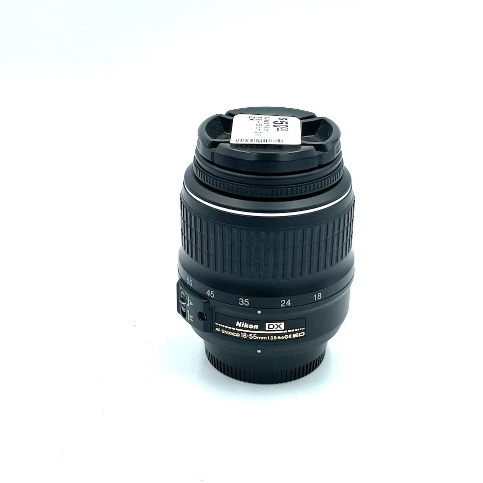 Nikon Used Nikon 18-55mm G ll DX