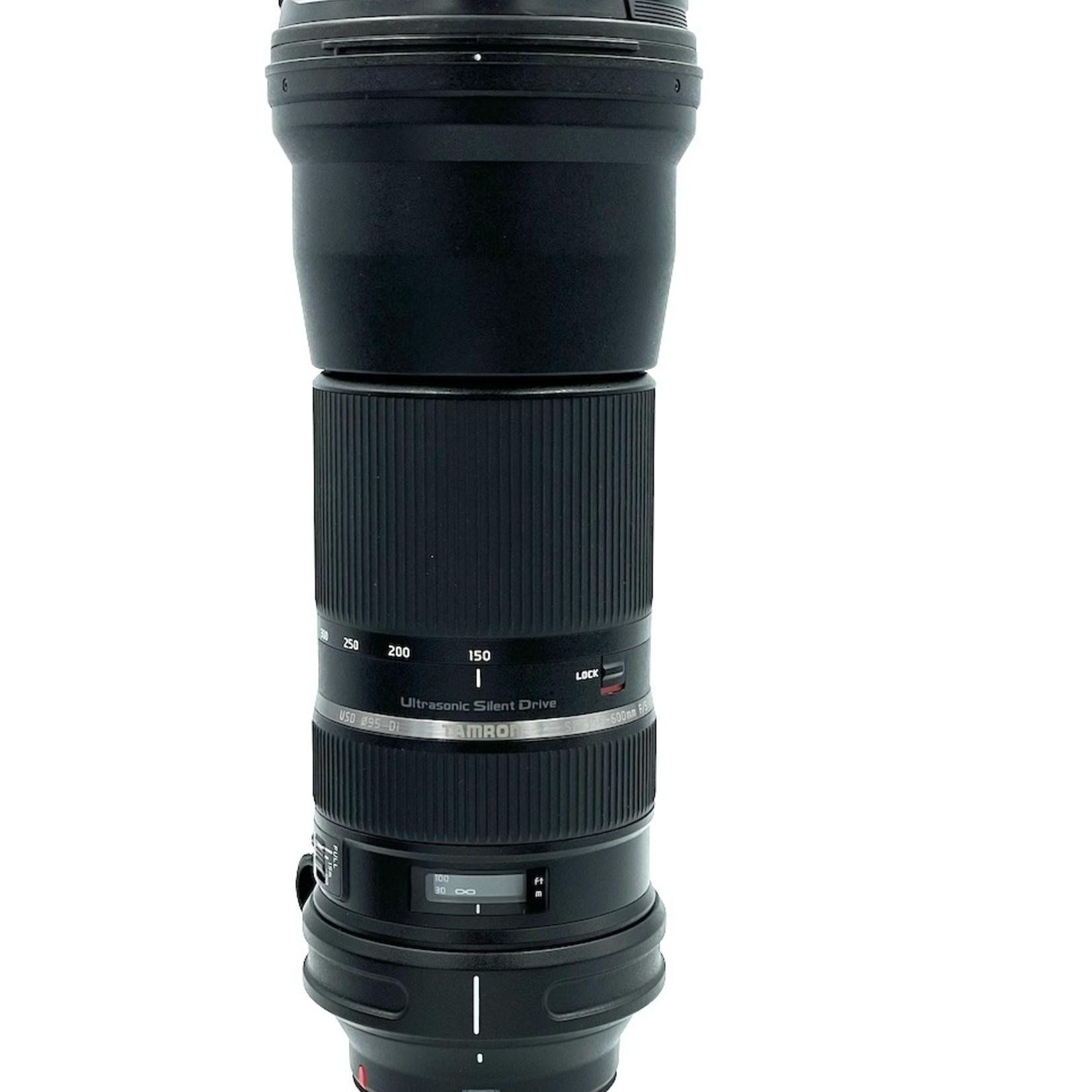 Tamron #1046 Tamron 150-600mm V1 canon