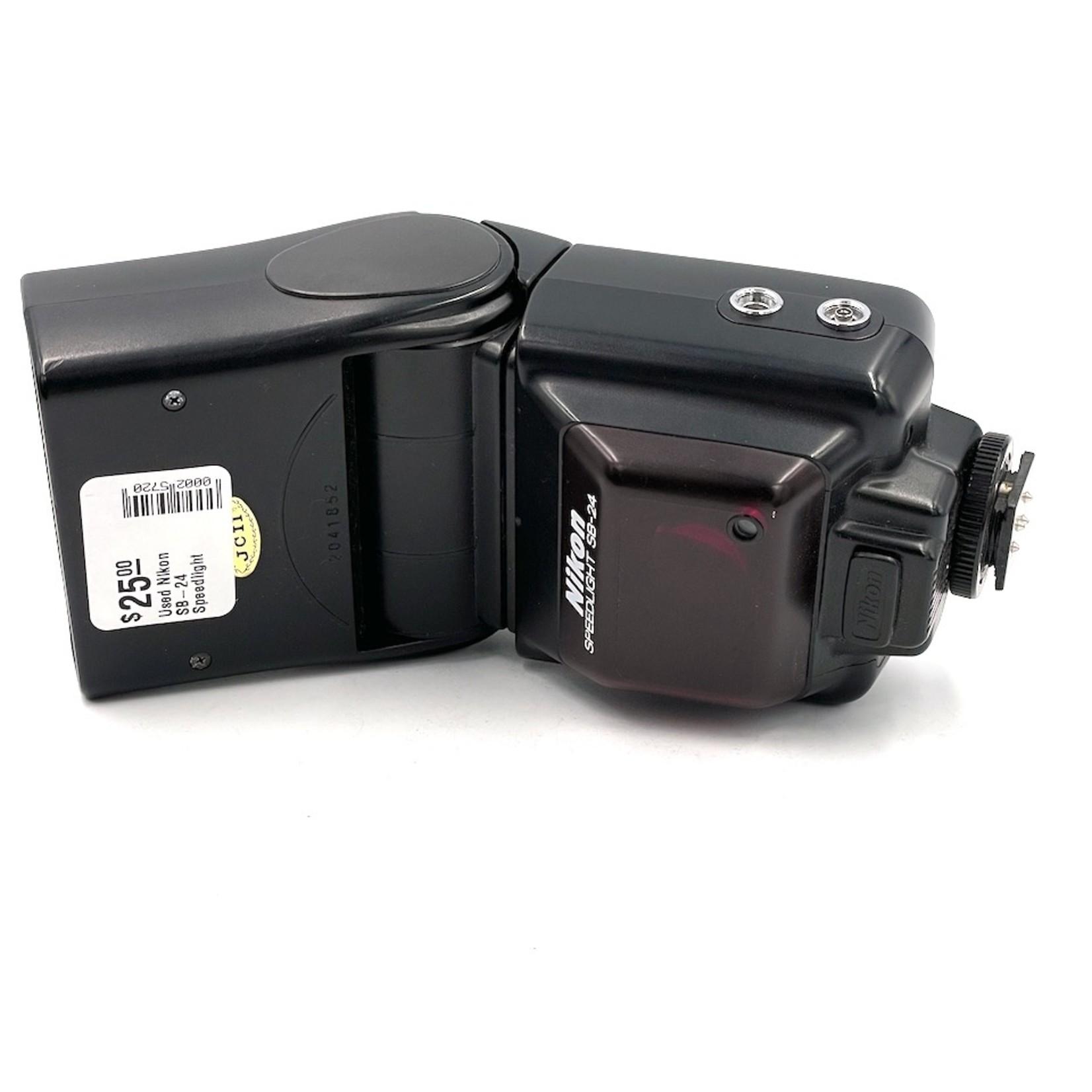 Nikon Used Nikon SB-24 Speedlight