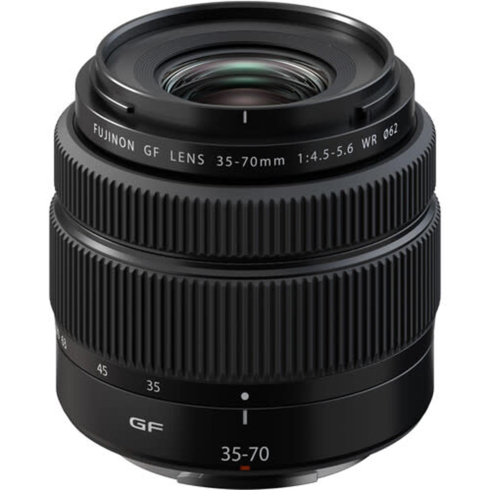 FujiFilm FUJIFILM GF 35-70mm f/4.5-5.6 WR Lens